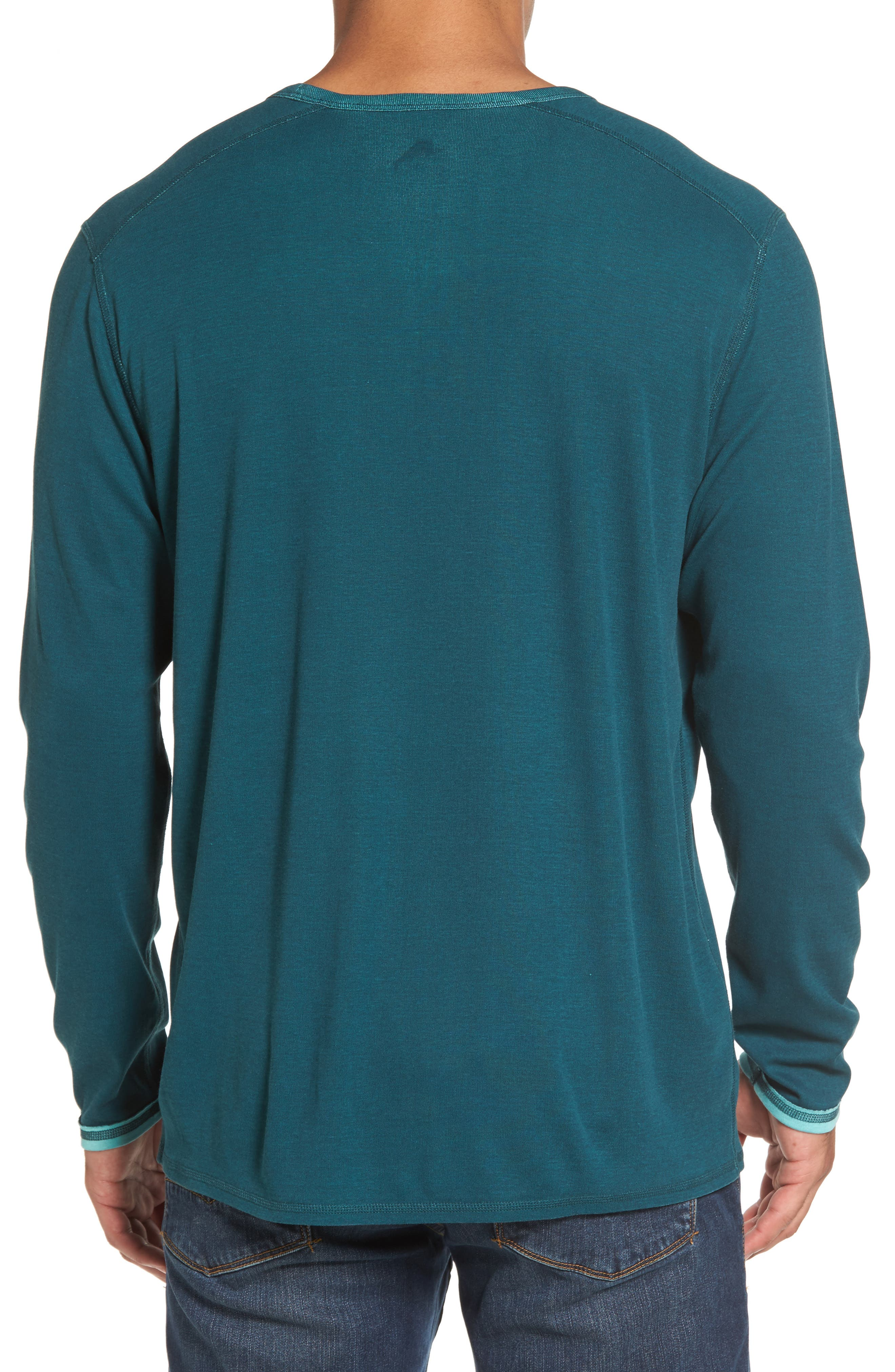 Alternate Image 2  - Tommy Bahama Dual in the Sun Reversible T-Shirt