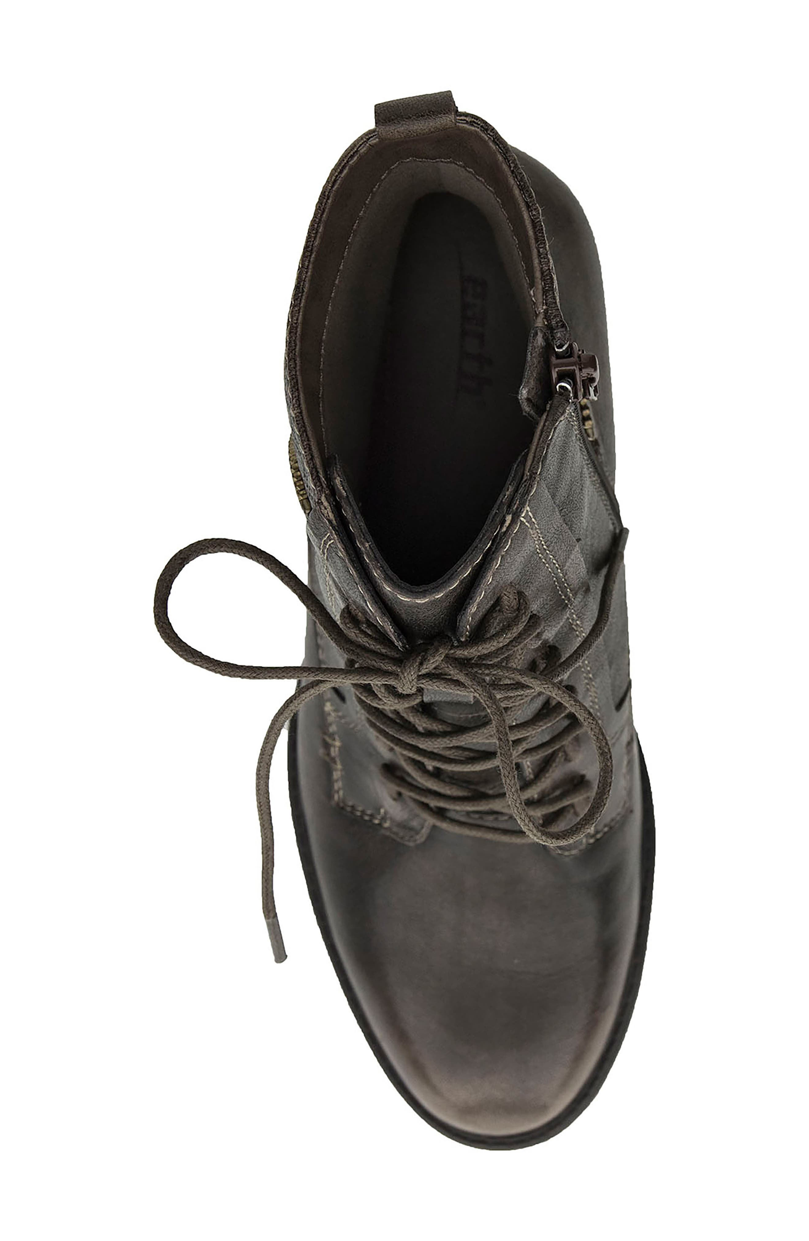 Alternate Image 5  - Earth® Missoula Lace-Up Boot (Women)