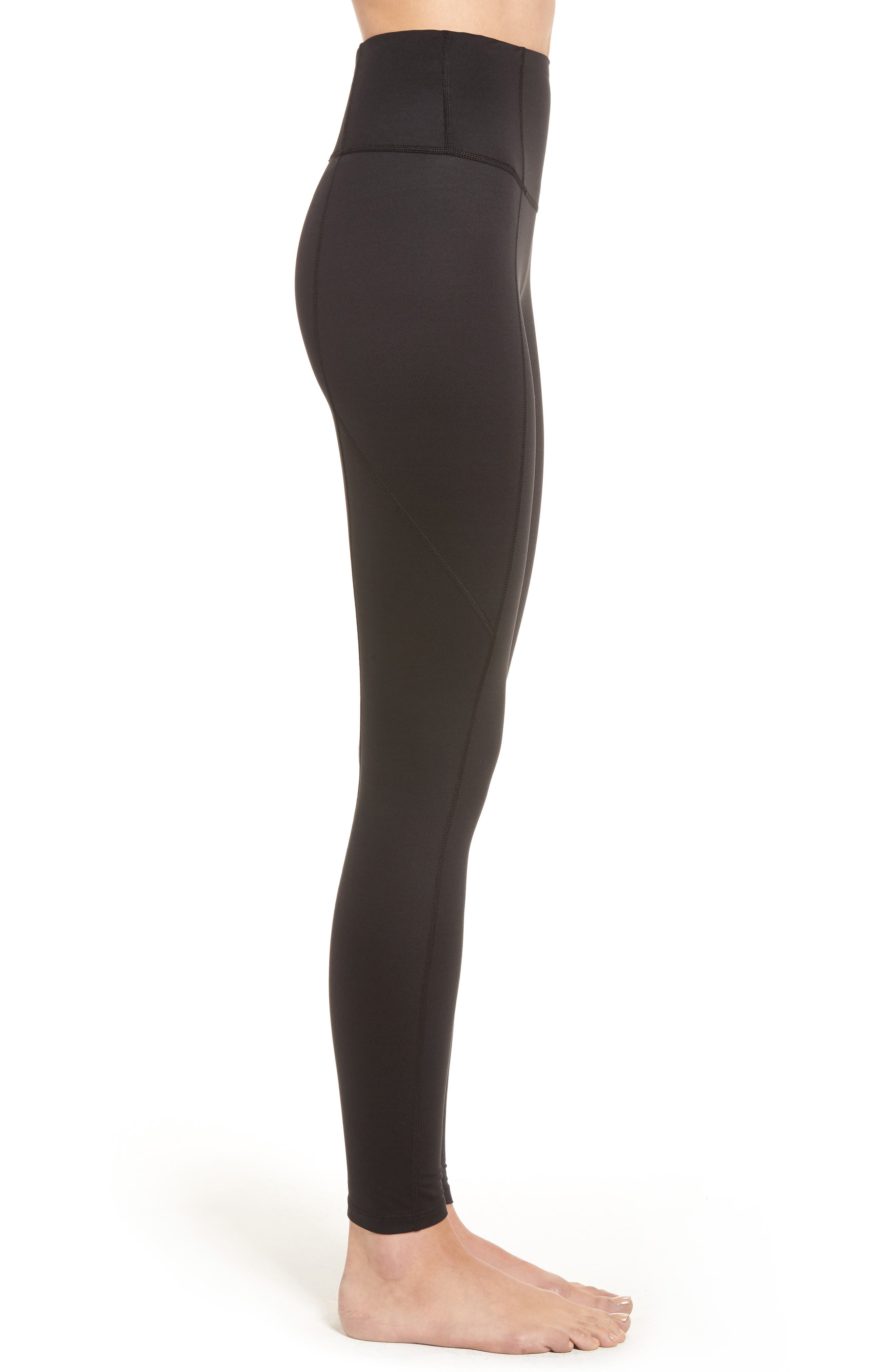Alternate Image 3  - SPANX® Compression Leggings