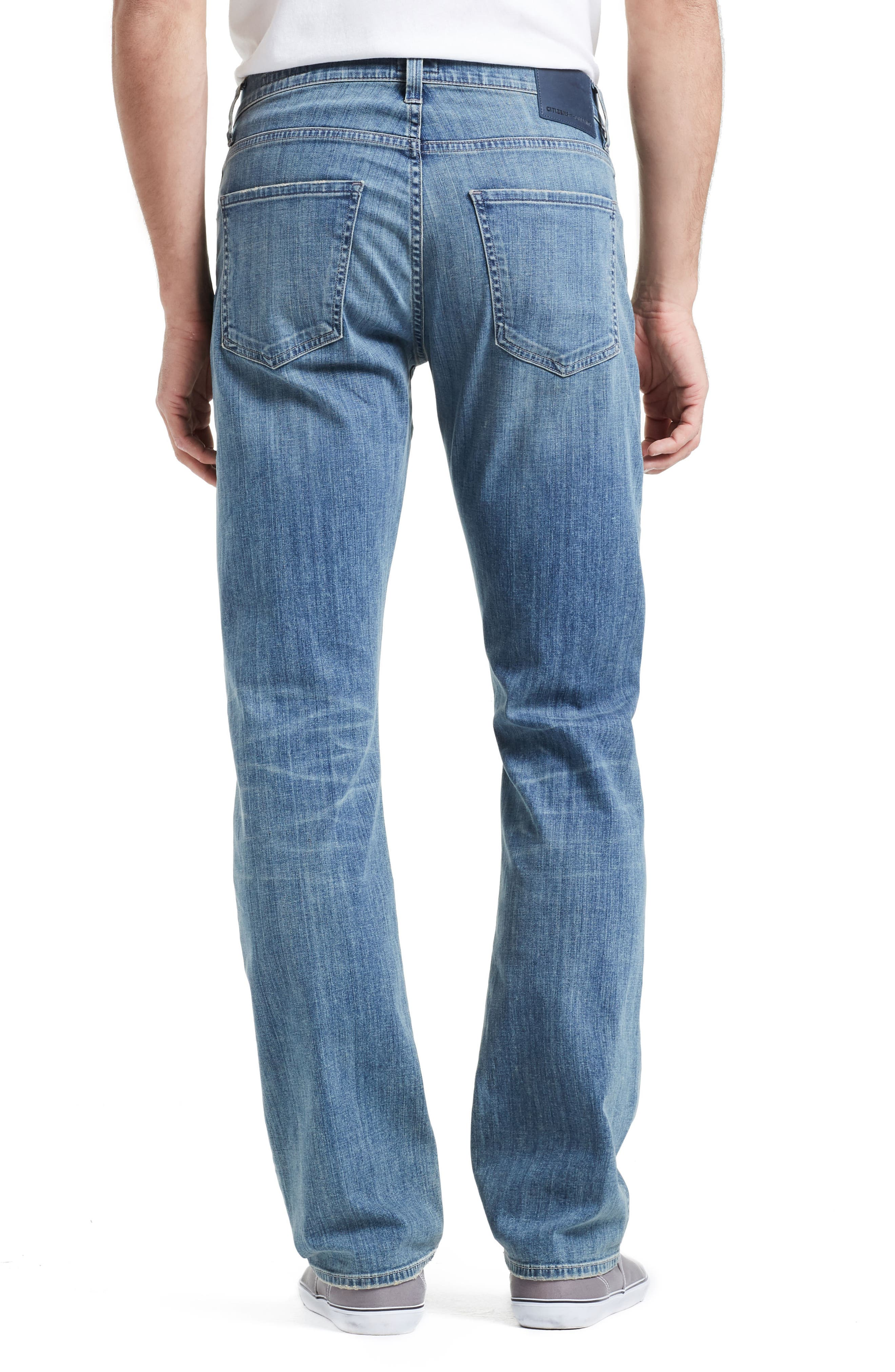Alternate Image 2  - Citizens of Humanity Sid Straight Leg Jeans (Costa)