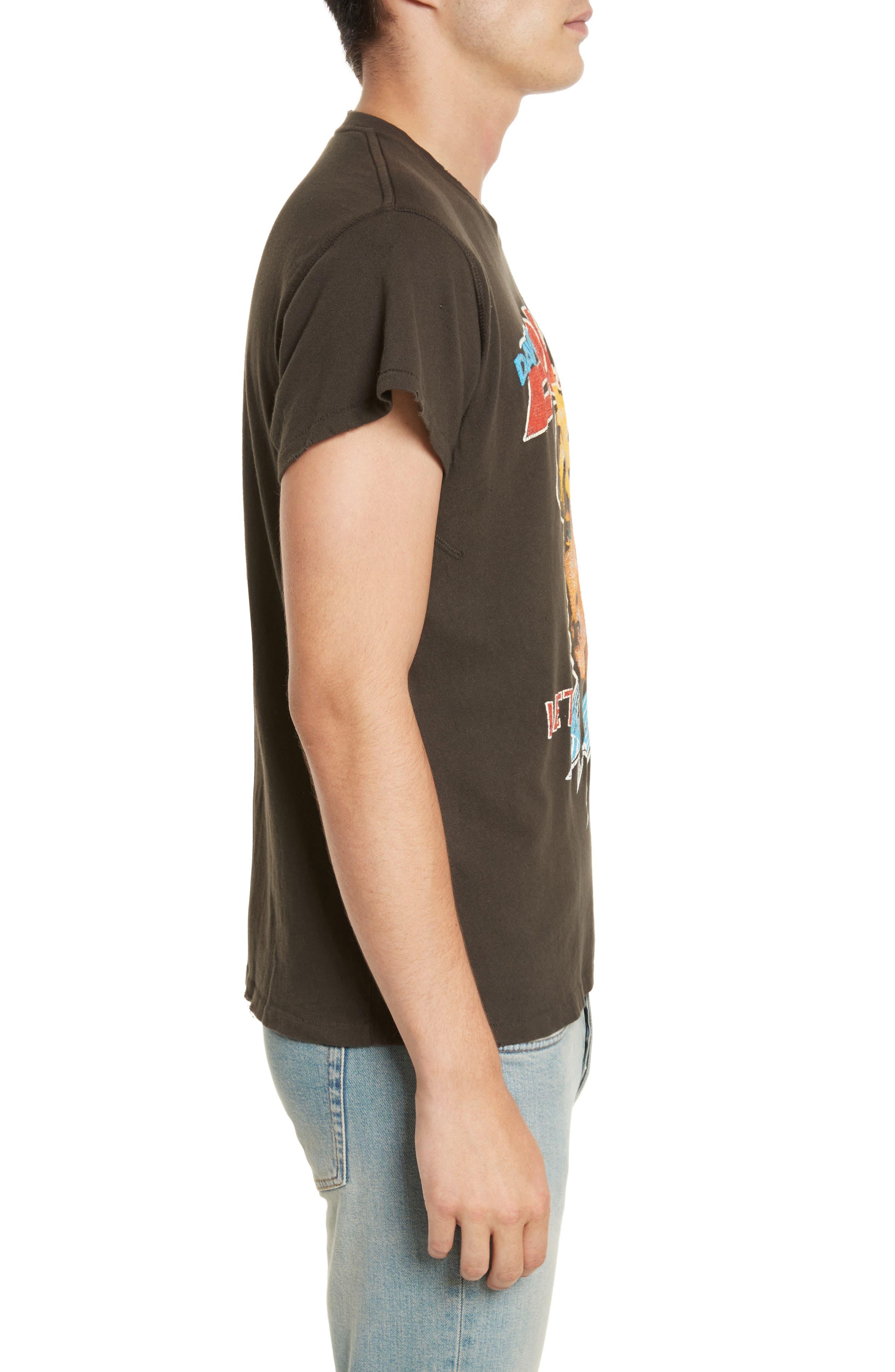 Alternate Image 3  - Madeworn David Bowie Graphic T-Shirt