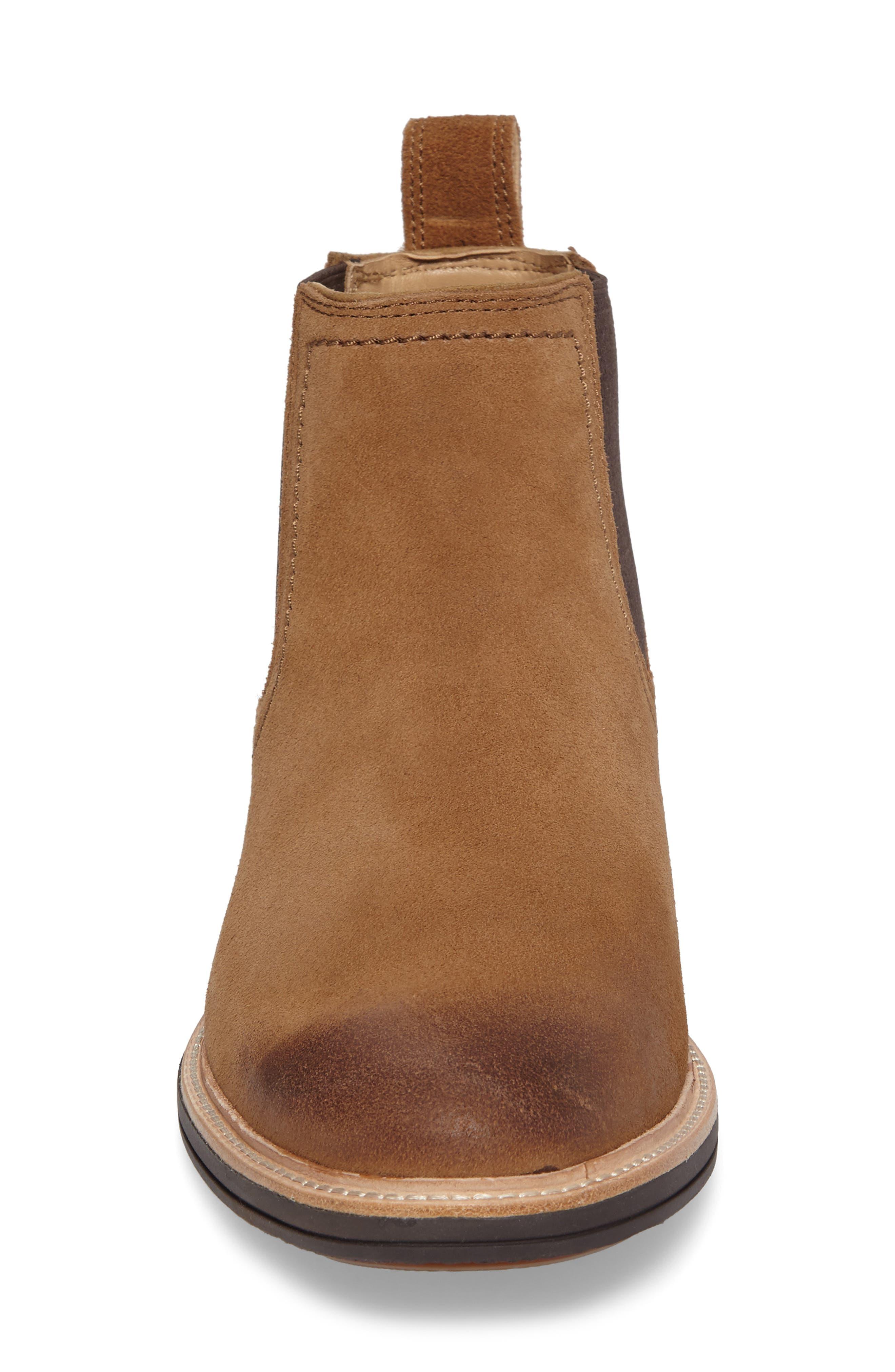 Alternate Image 4  - UGG® Baldvin Chelsea Boot (Men)