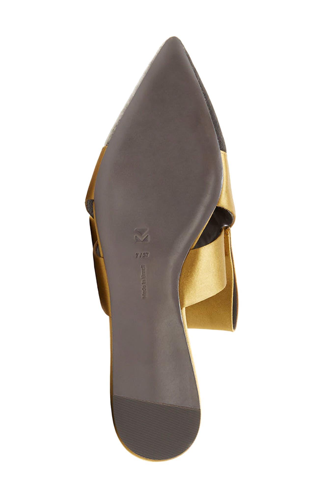 Alternate Image 6  - Mercedes Castillo Cresida Pointy Toe Mule (Women)