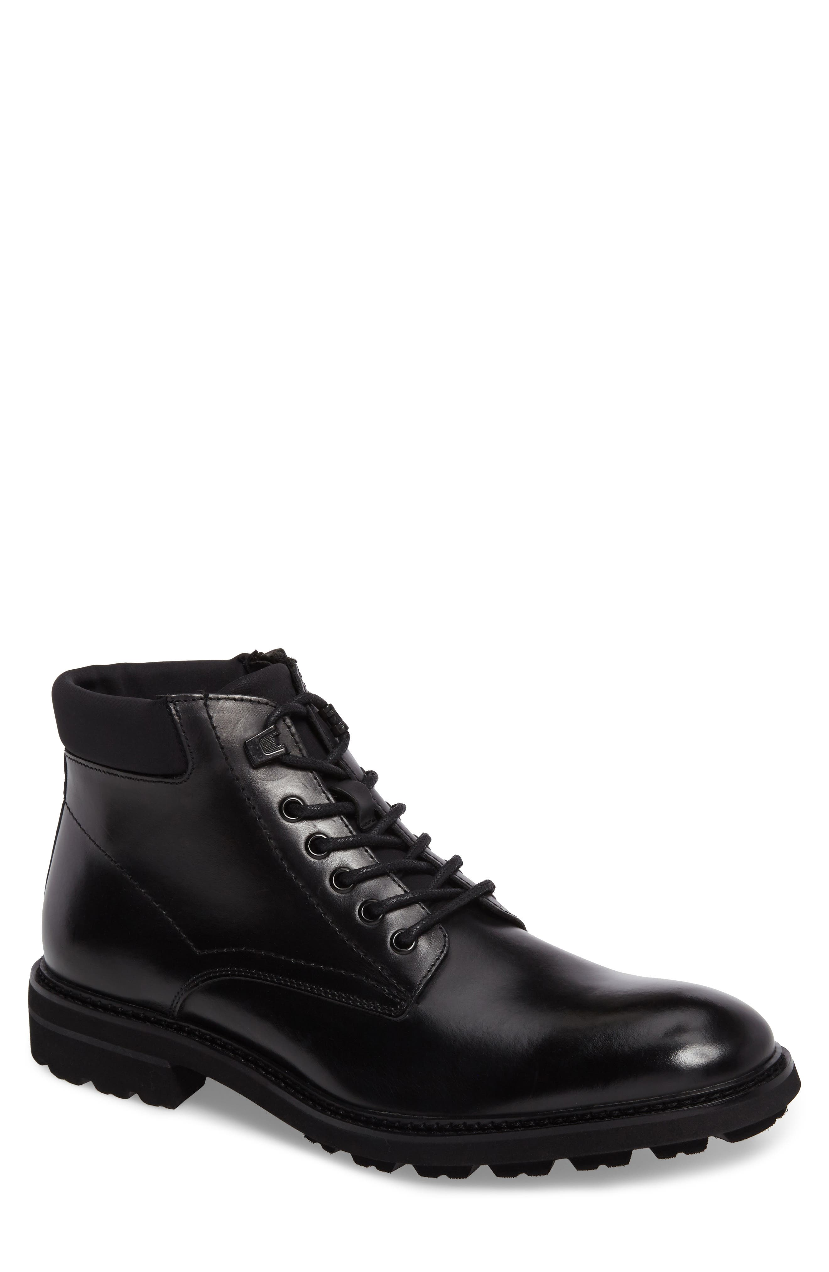 KENNETH COLE NEW YORK Plain Toe Boot