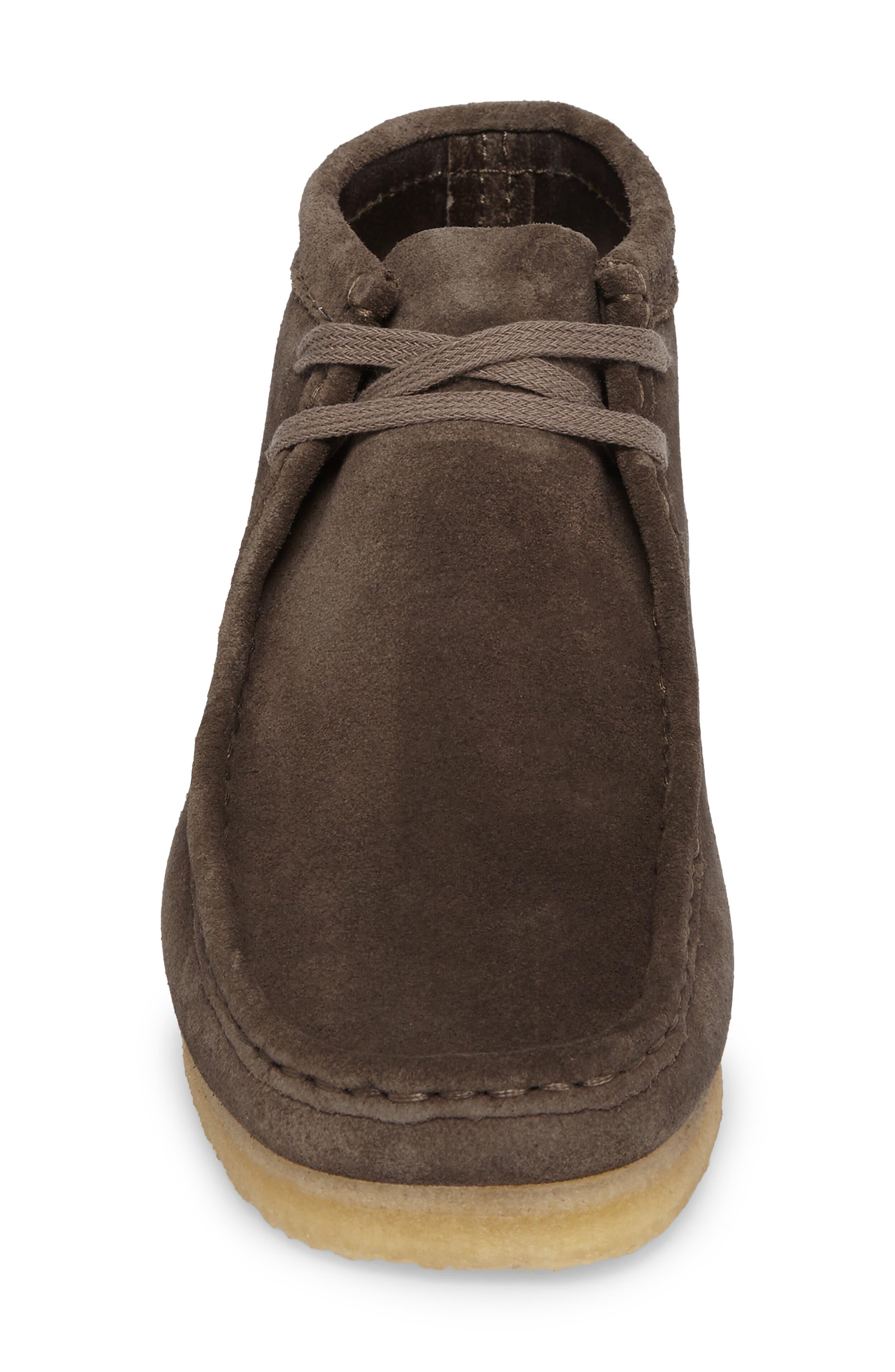 Alternate Image 4  - Clarks® Originals 'Wallabee' Boot   (Men)