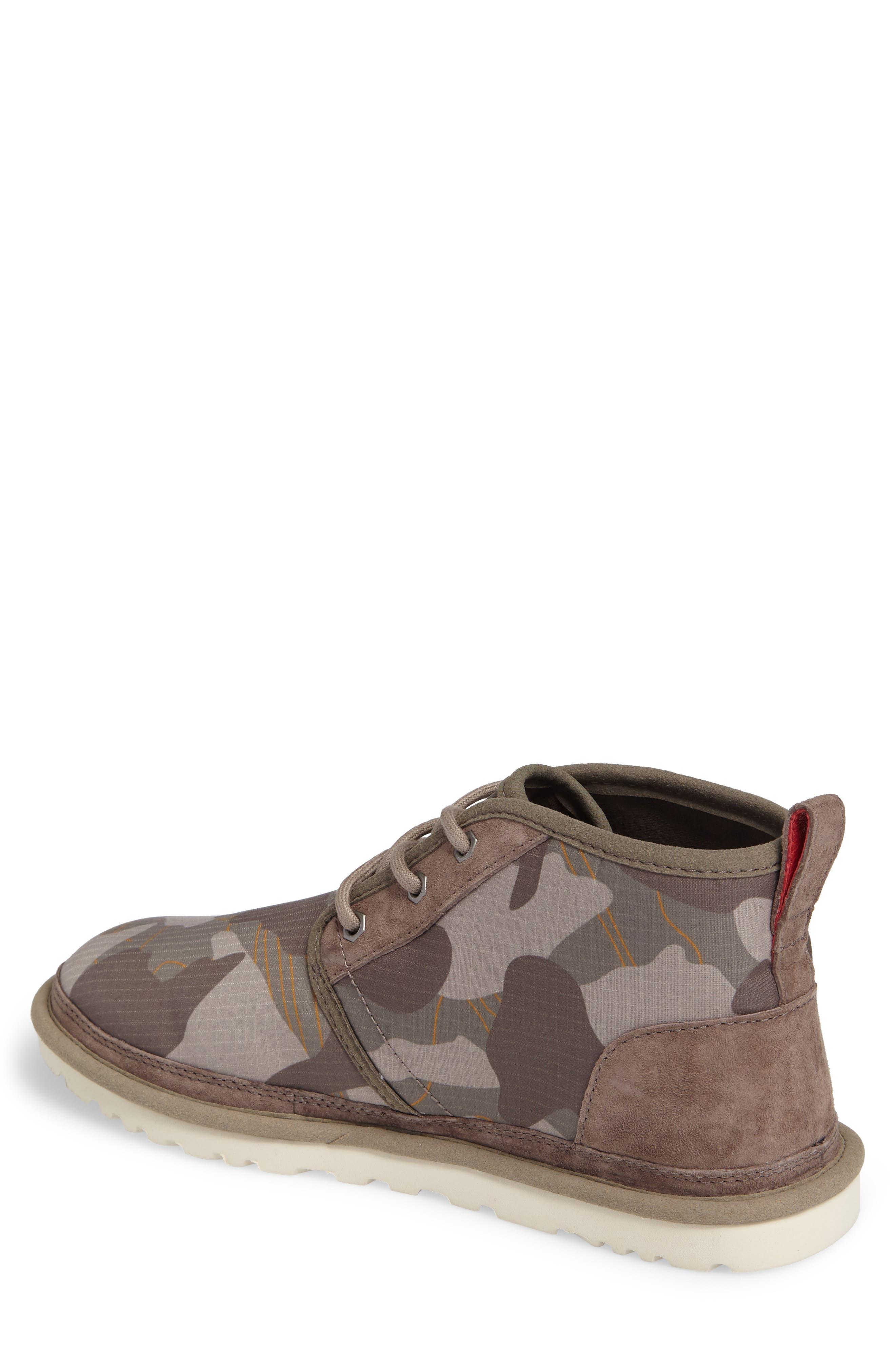 Alternate Image 2  - UGG® Neumel Camo Chukka Boot (Men)