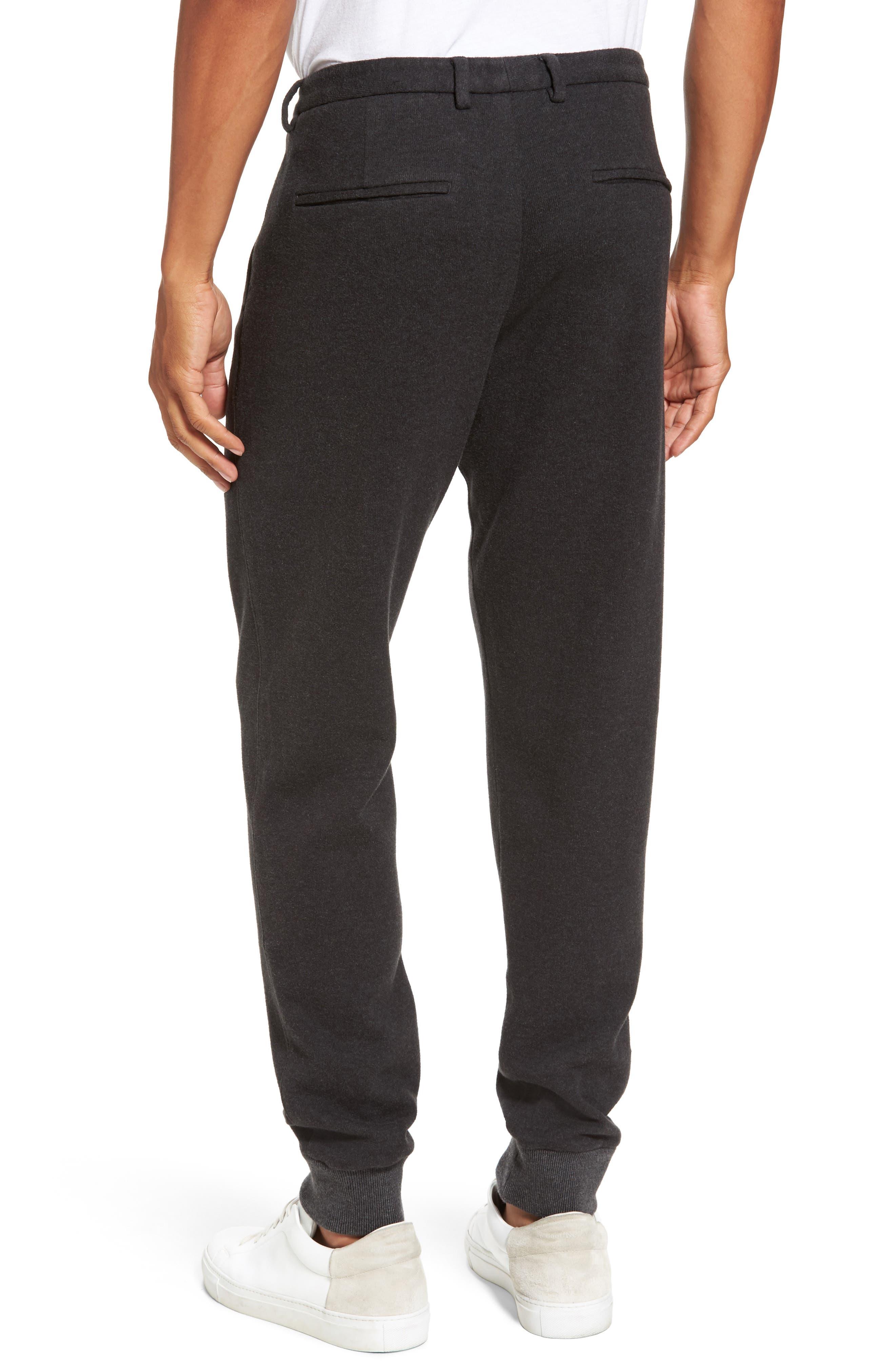 Alternate Image 2  - BOSS Slim Fit Jersey Jogger Pants