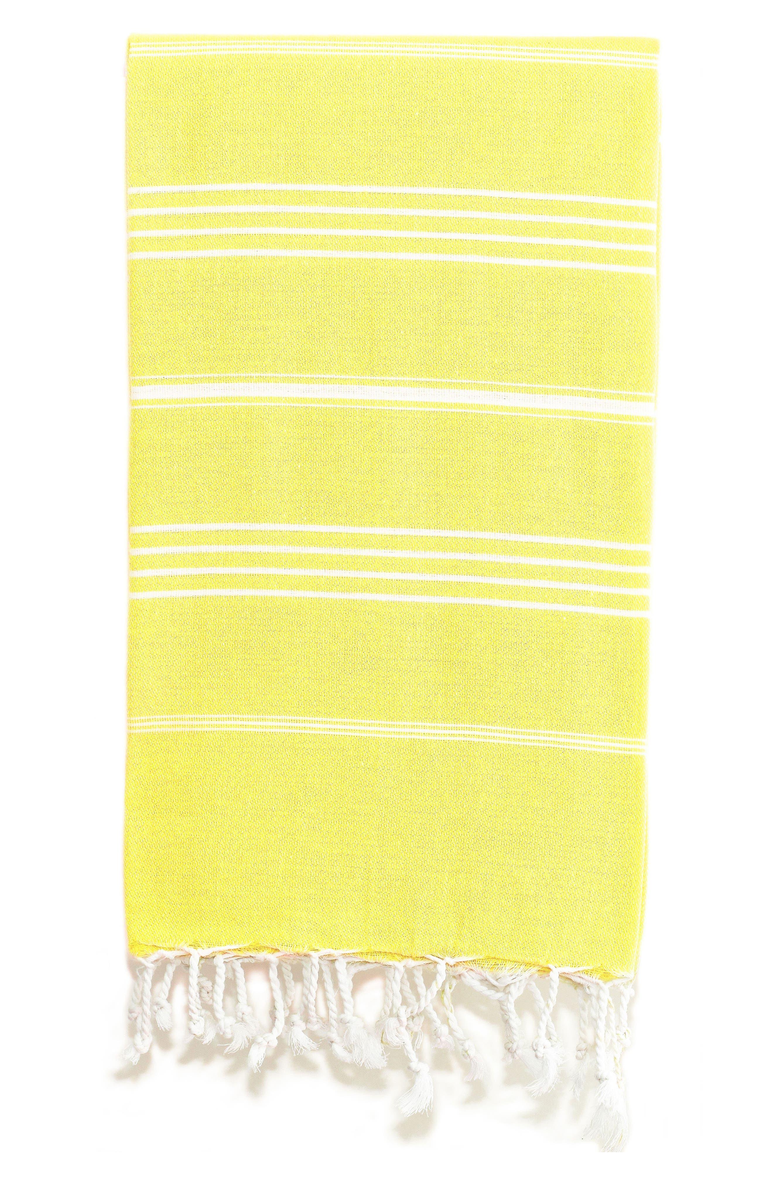 Main Image - Linum Home Textiles 'Lucky' Turkish Pestemal Towel