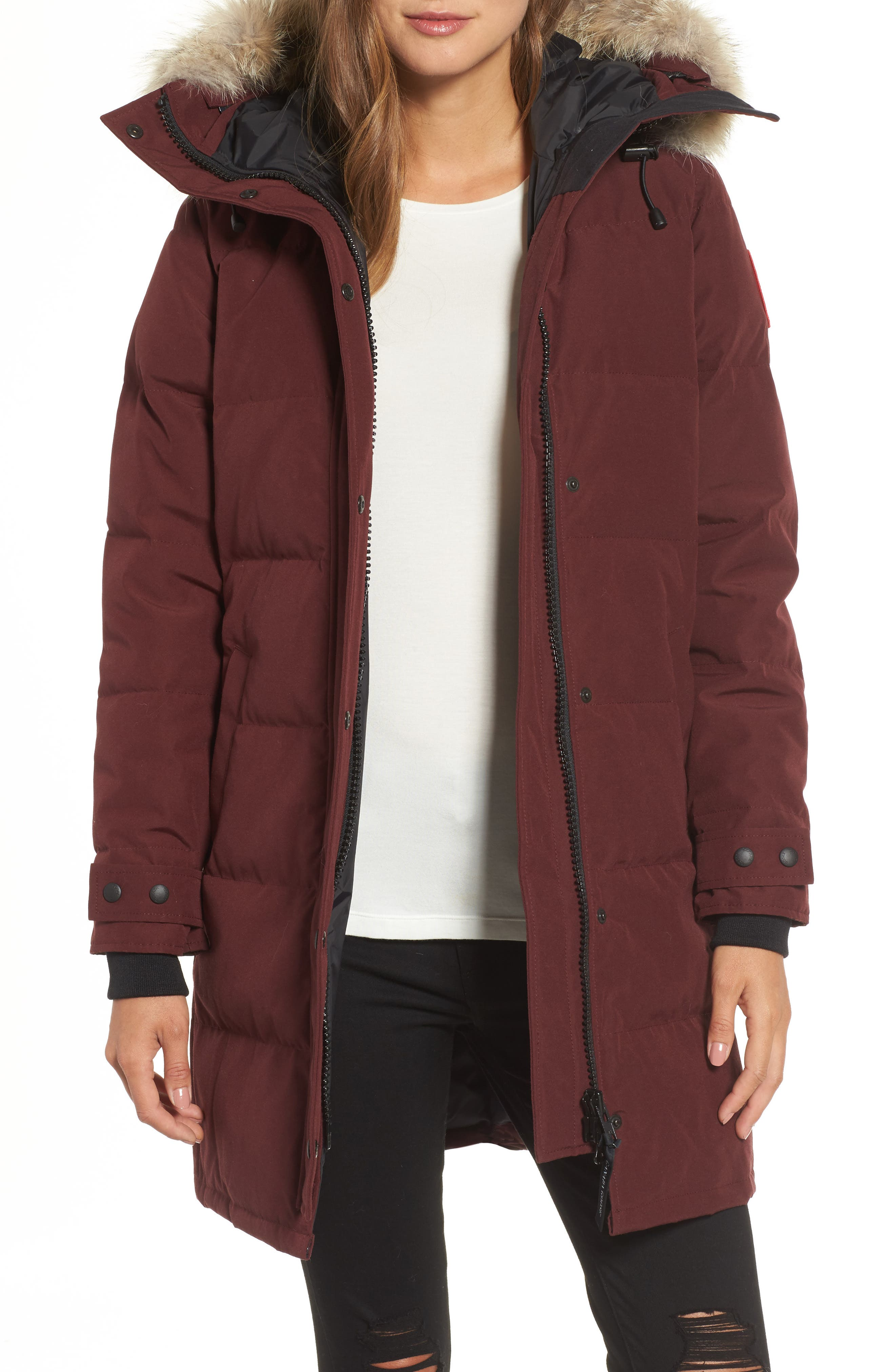 Women's Fur (Genuine) Coats & Jackets | Nordstrom