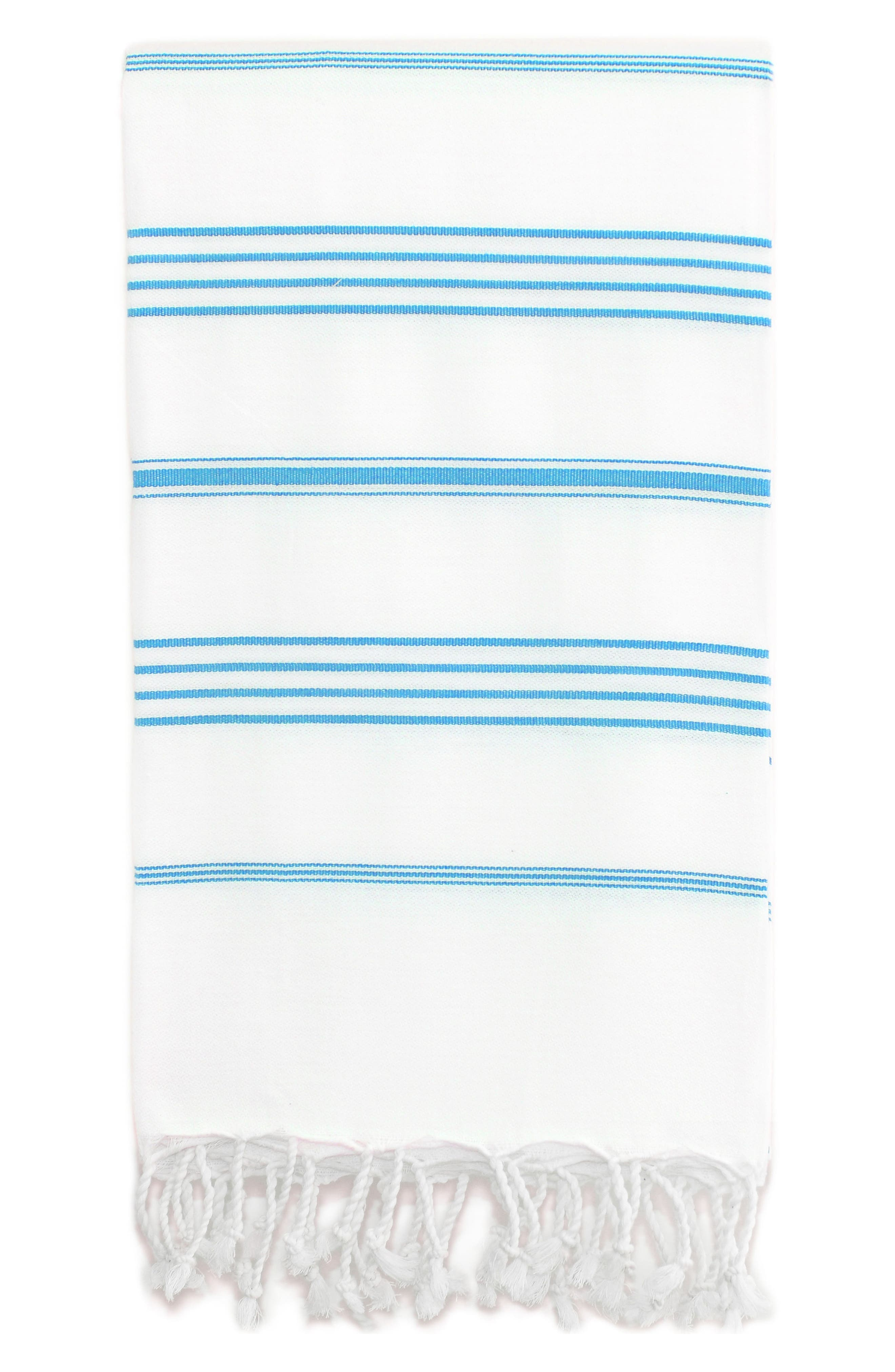 Alternate Image 1 Selected - Linum Home Textiles 'Lucky' Turkish Pestemal Towel
