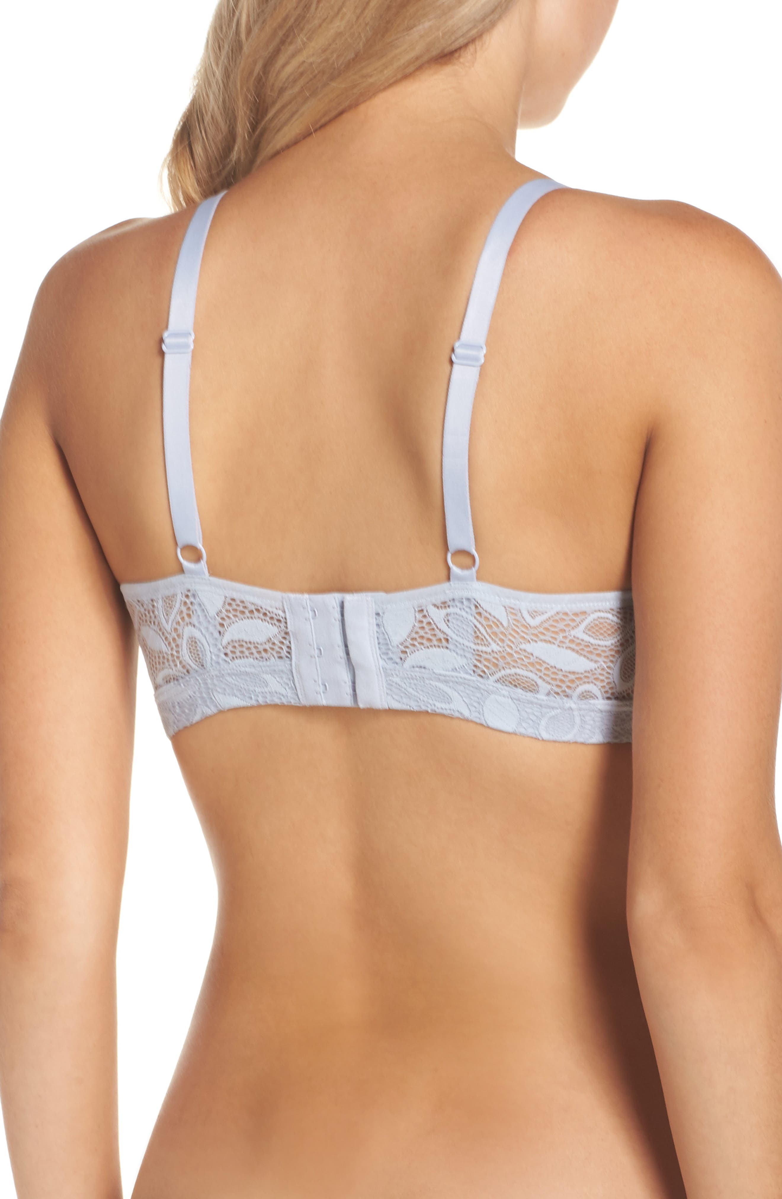 Alternate Image 2  - Epure by Lise Charmel Mosaique Florale Wireless Bra