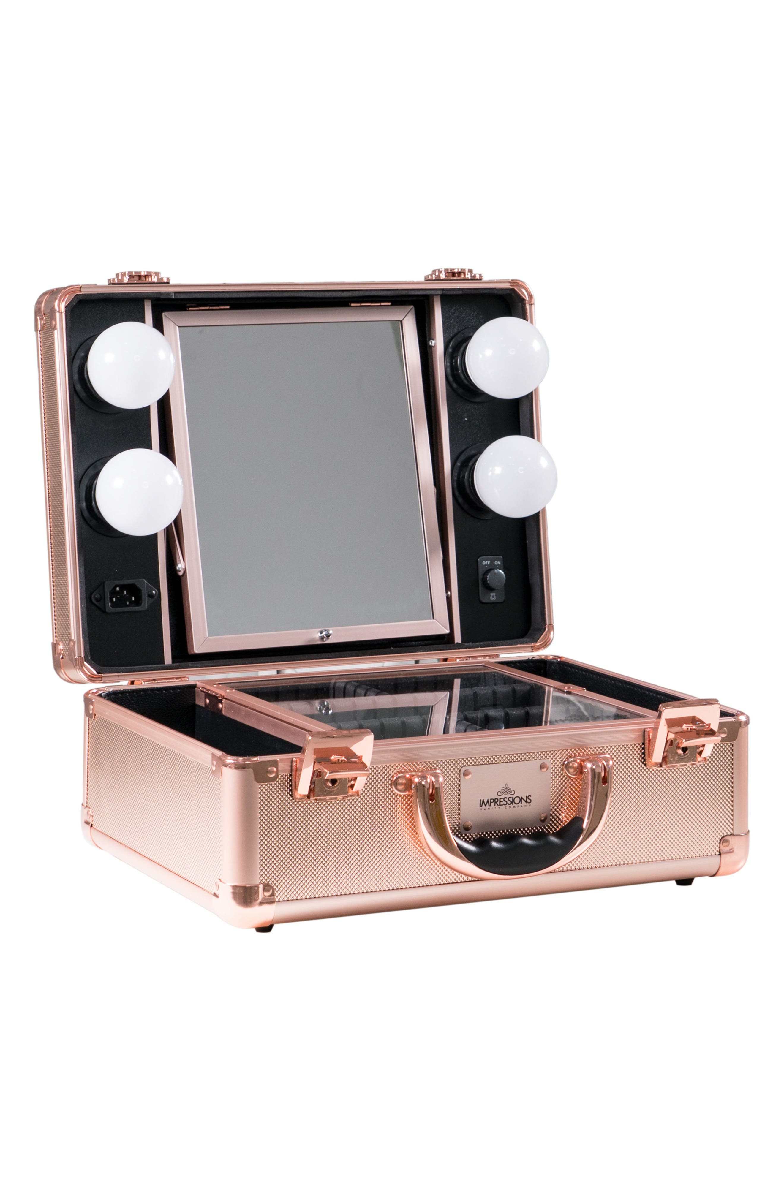 Main Image - Impressions Vanity Co. SlayCase™ Vanity Travel Case
