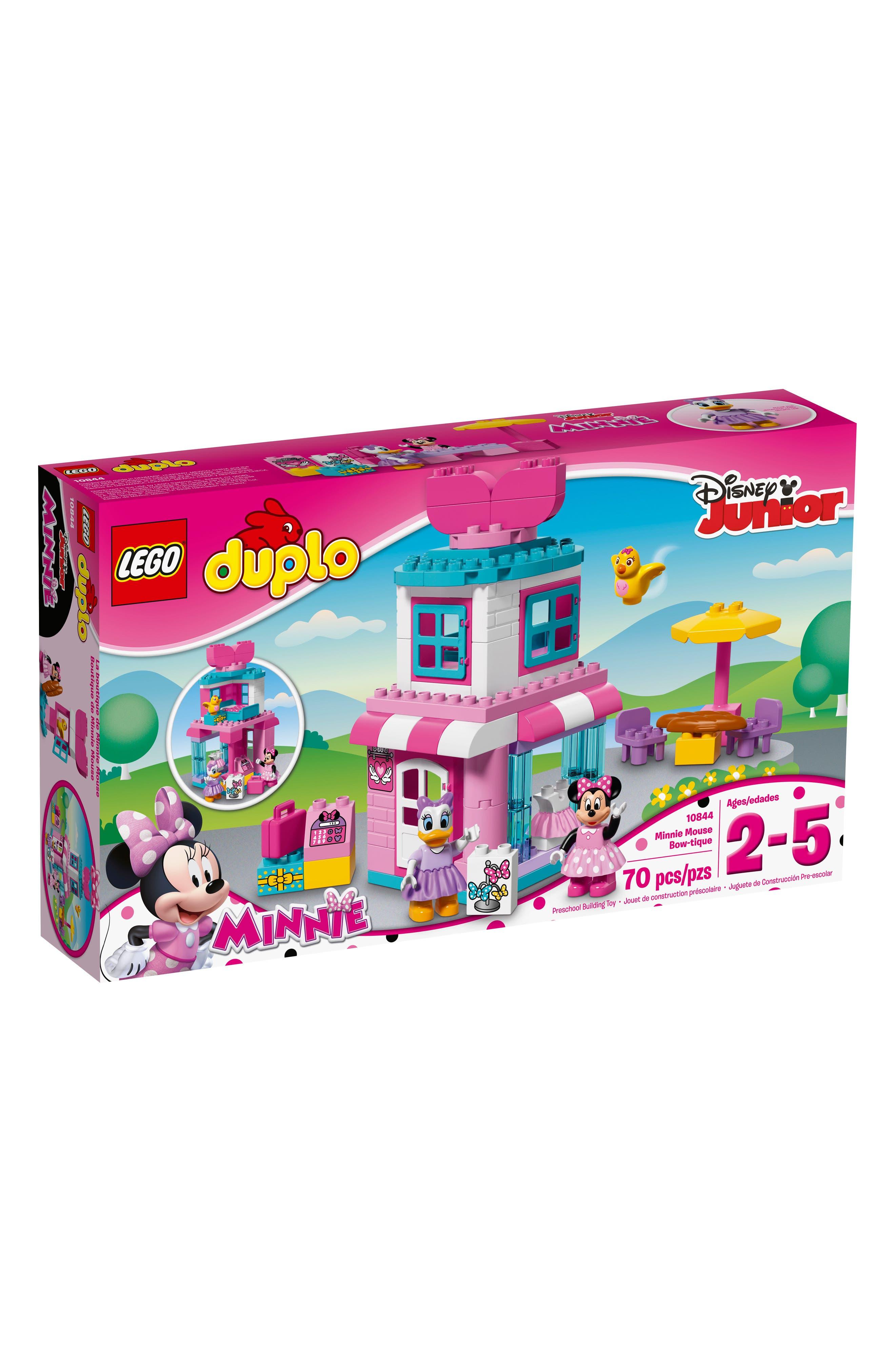 LEGO® DUPLO® Disney™ Minnie Mouse Bow-Tique Play Set - 10844