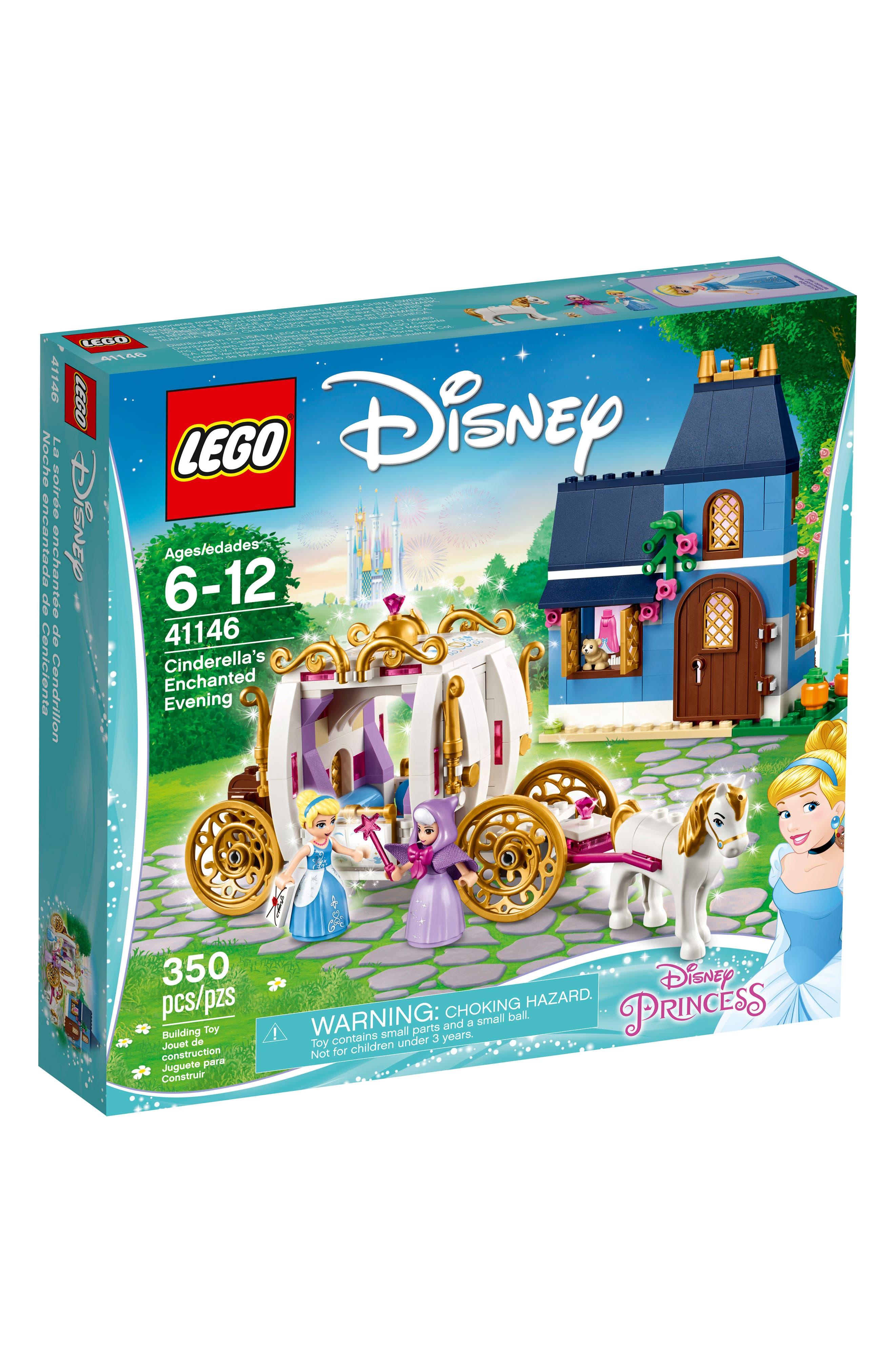 Alternate Image 1 Selected - LEGO® Disney™ Cinderella's Enchanted Evening Play Set - 41146