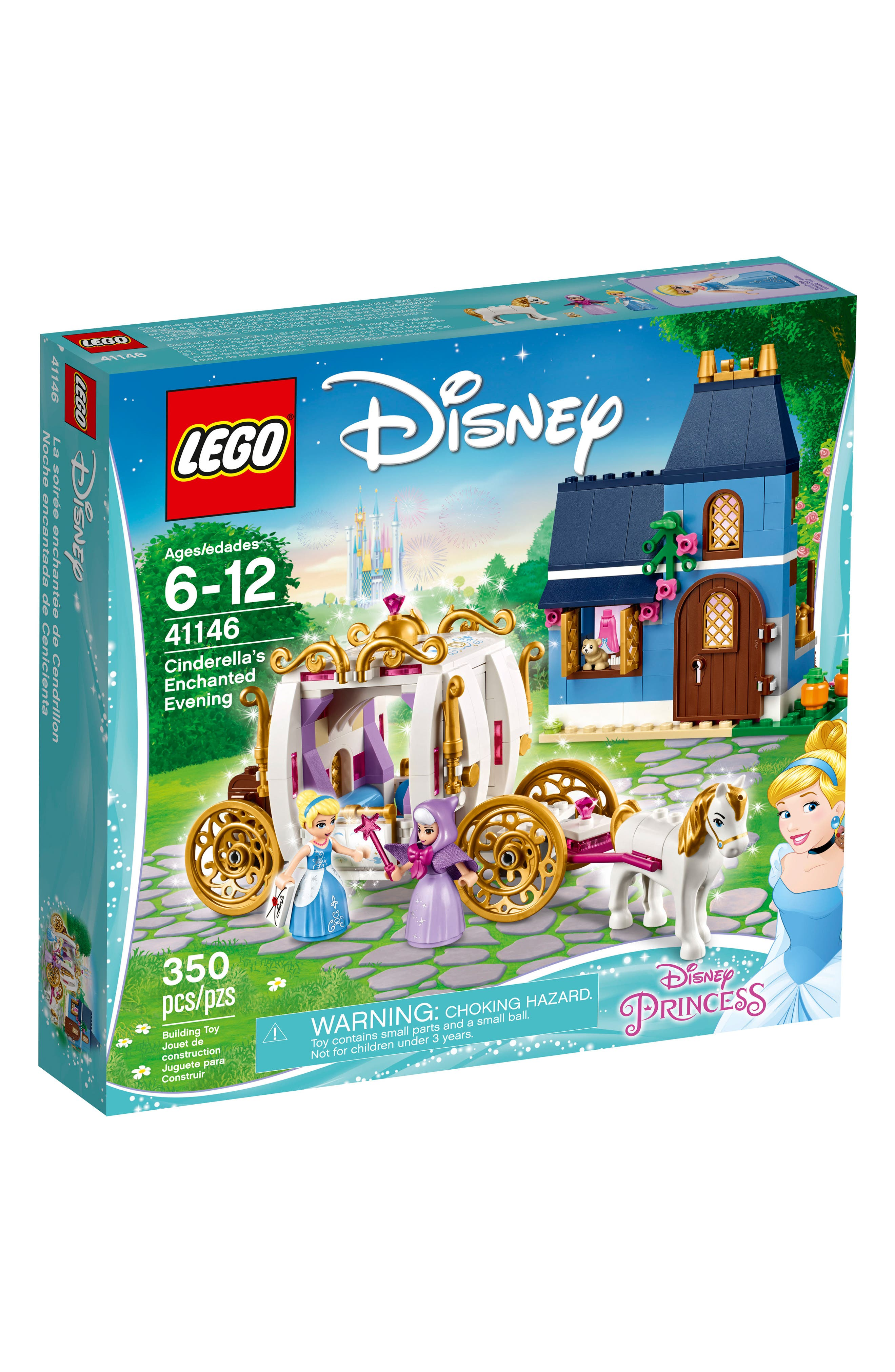 LEGO® Disney™ Cinderella's Enchanted Evening Play Set - 41146