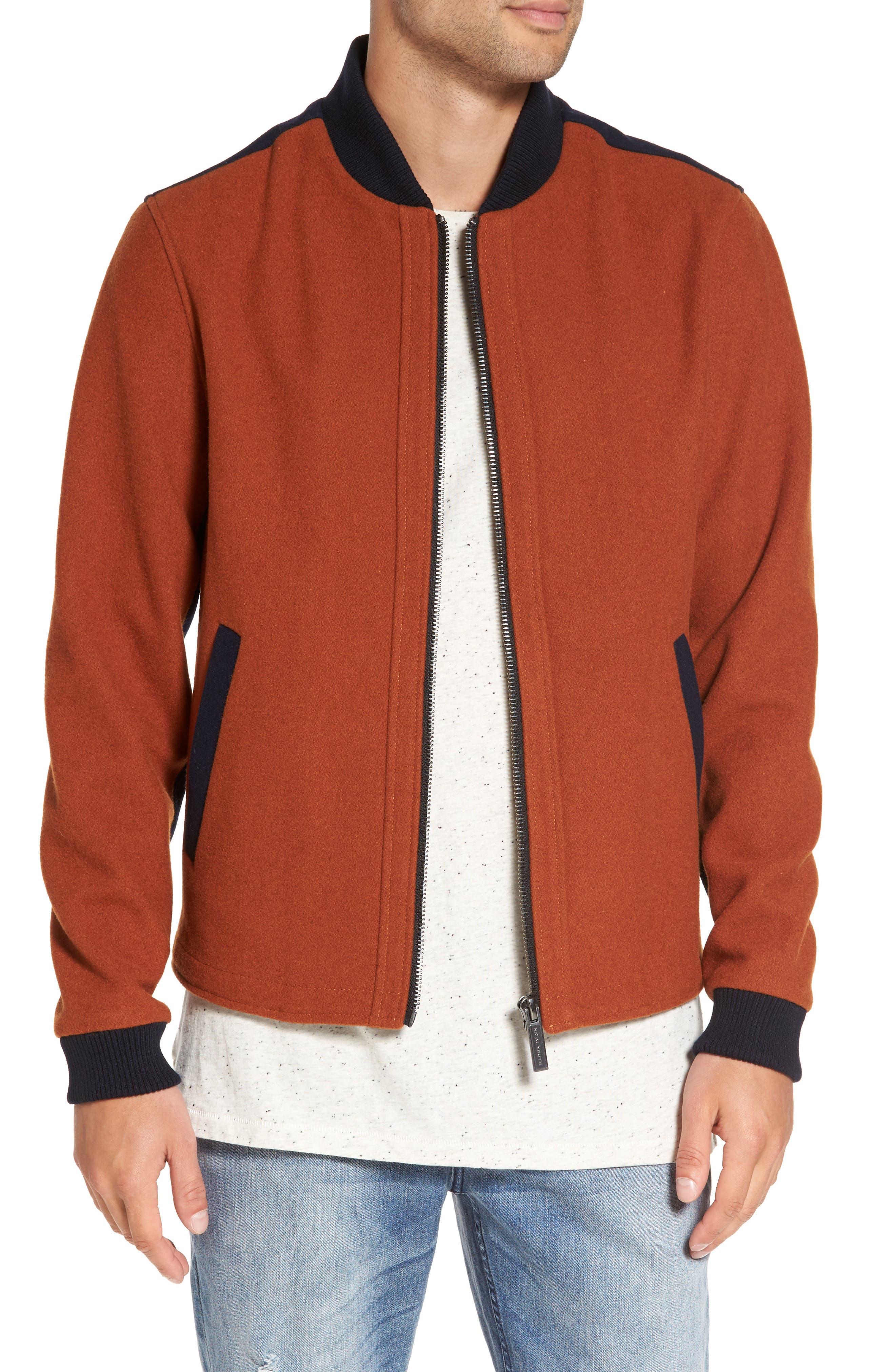 Alternate Image 1 Selected - Native Youth Maldon Bomber Jacket