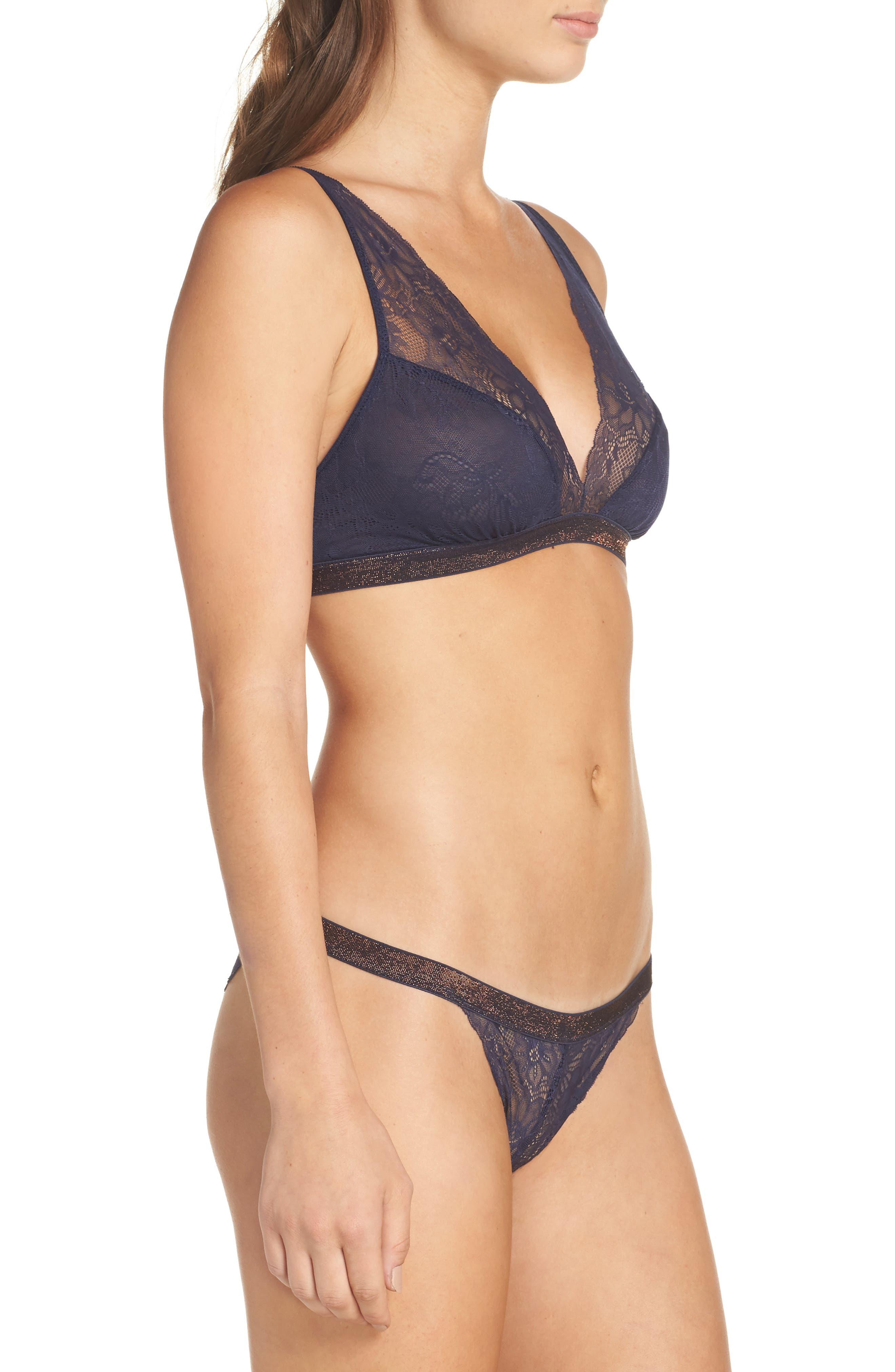 Alternate Image 6  - Halogen® Giselle Lace Bikini
