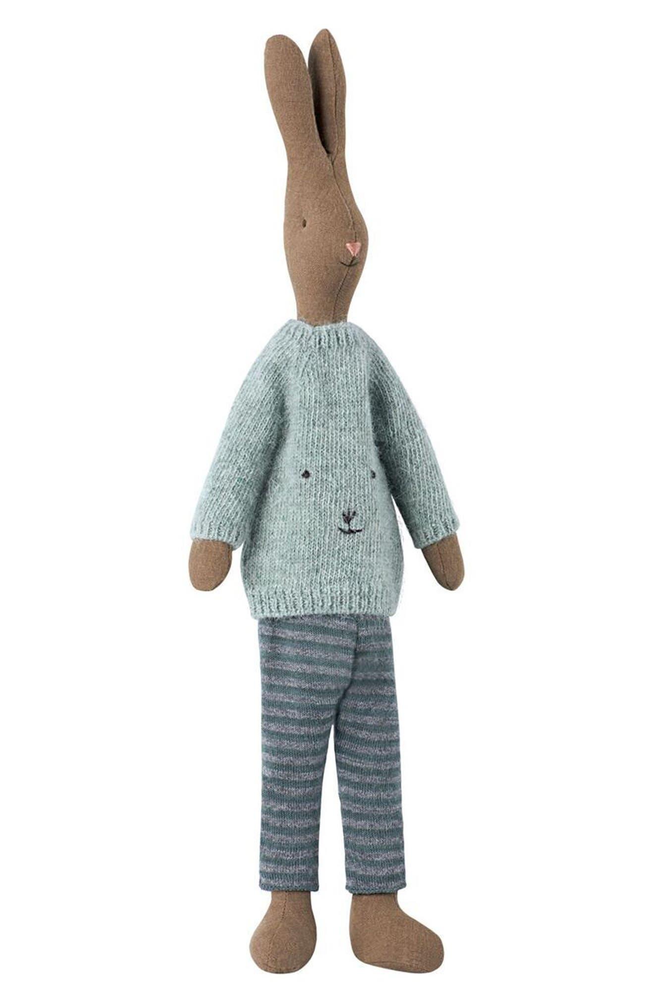 Main Image - Maileg Linus Rabbit Stuffed Animal