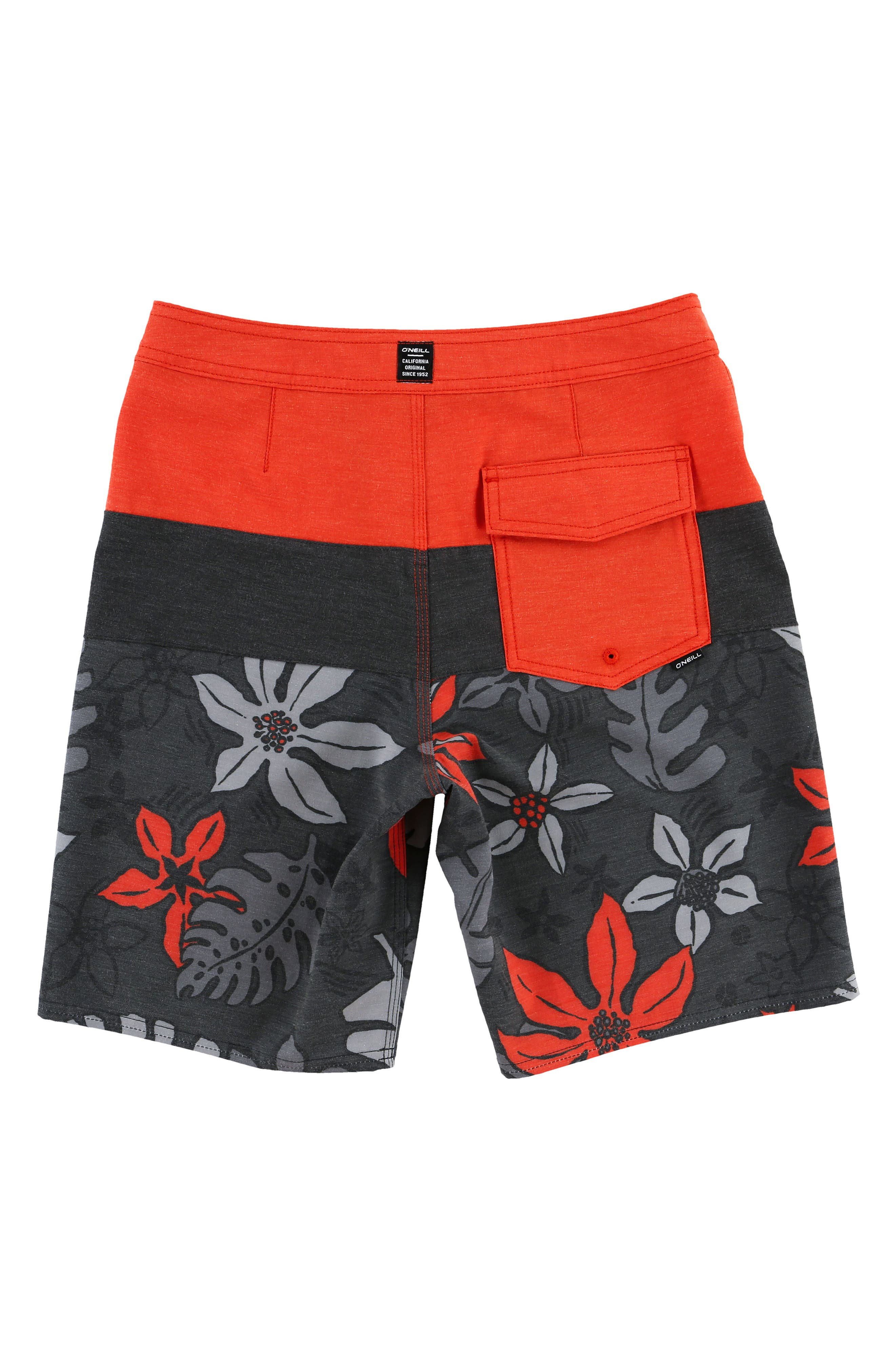 O'Neill Hyperfreak Lahaina Board Shorts (Little Boys)