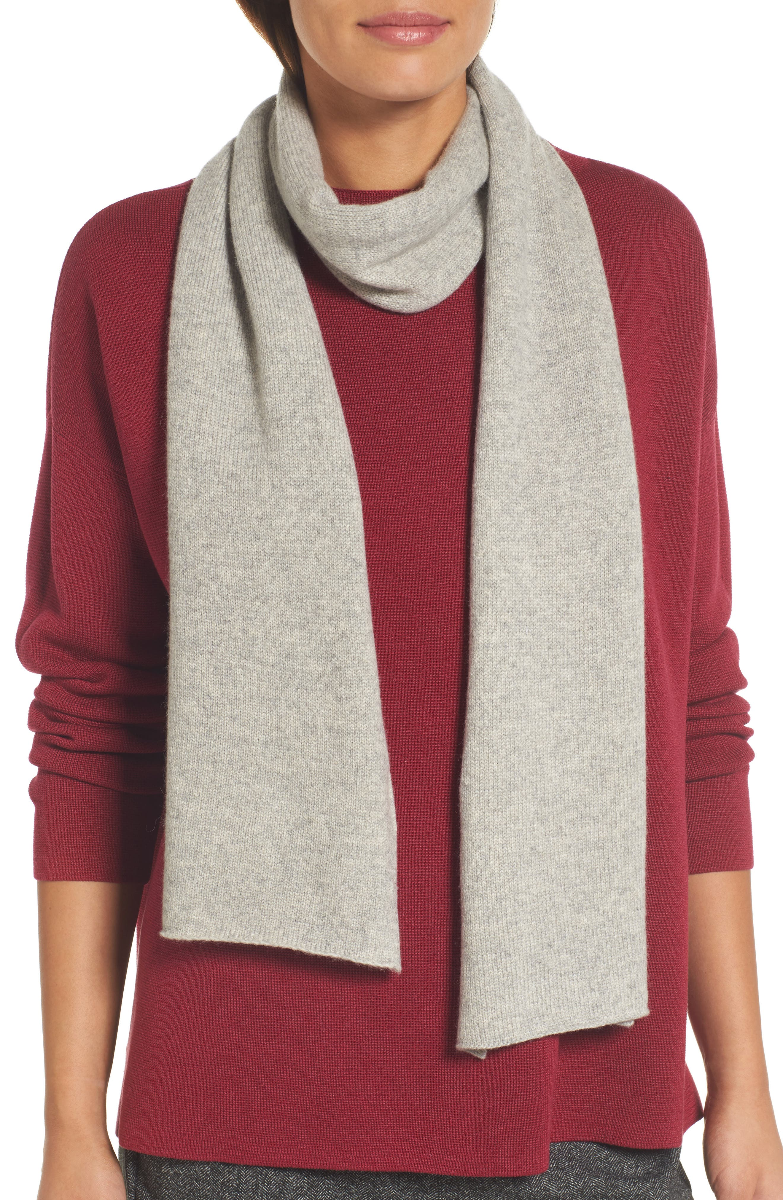 Eileen Fisher Recycled Cashmere Blend Scarf