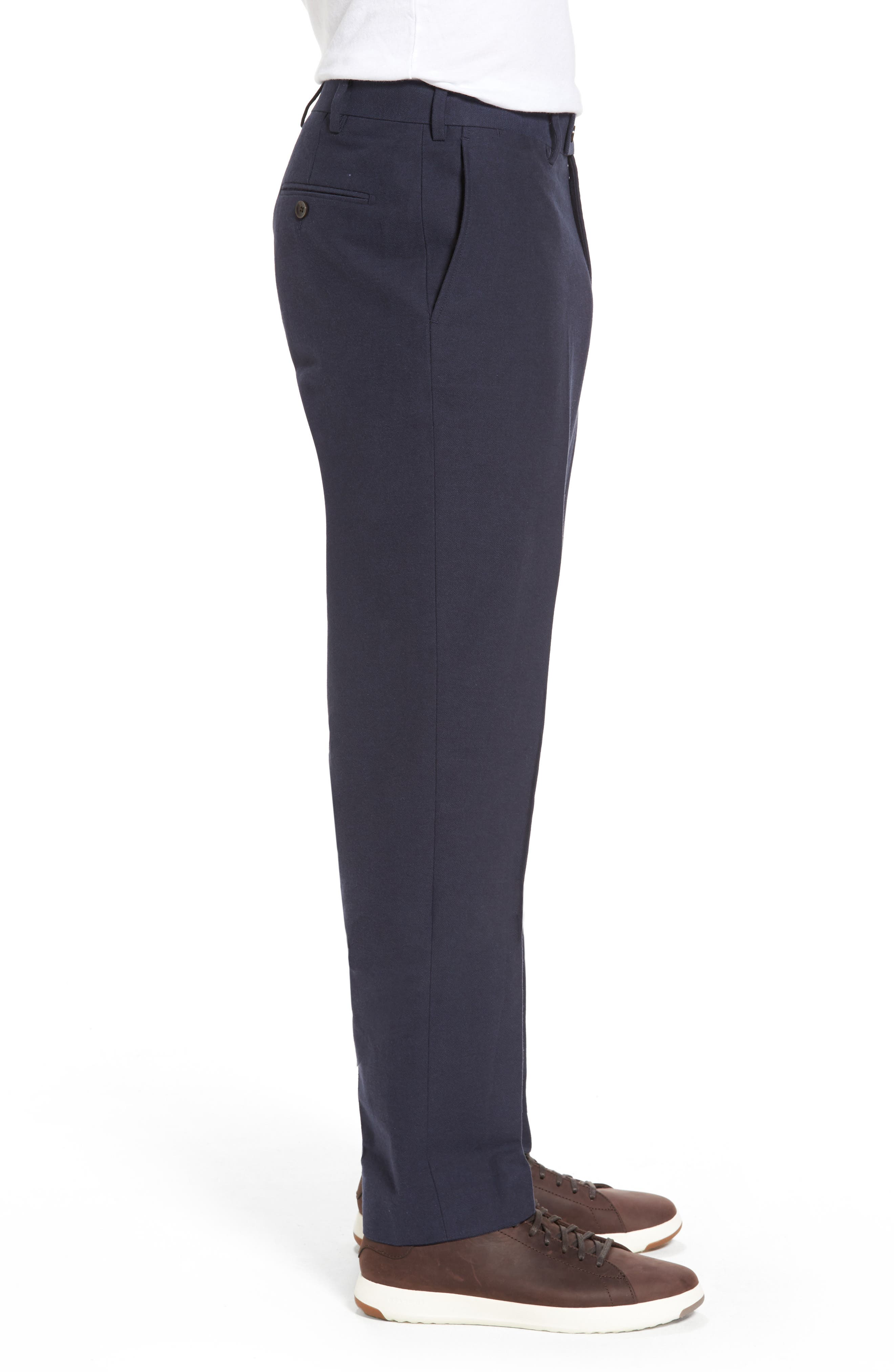 Alternate Image 3  - Rodd & Gunn Pembroke Slim Fit Twill Pants