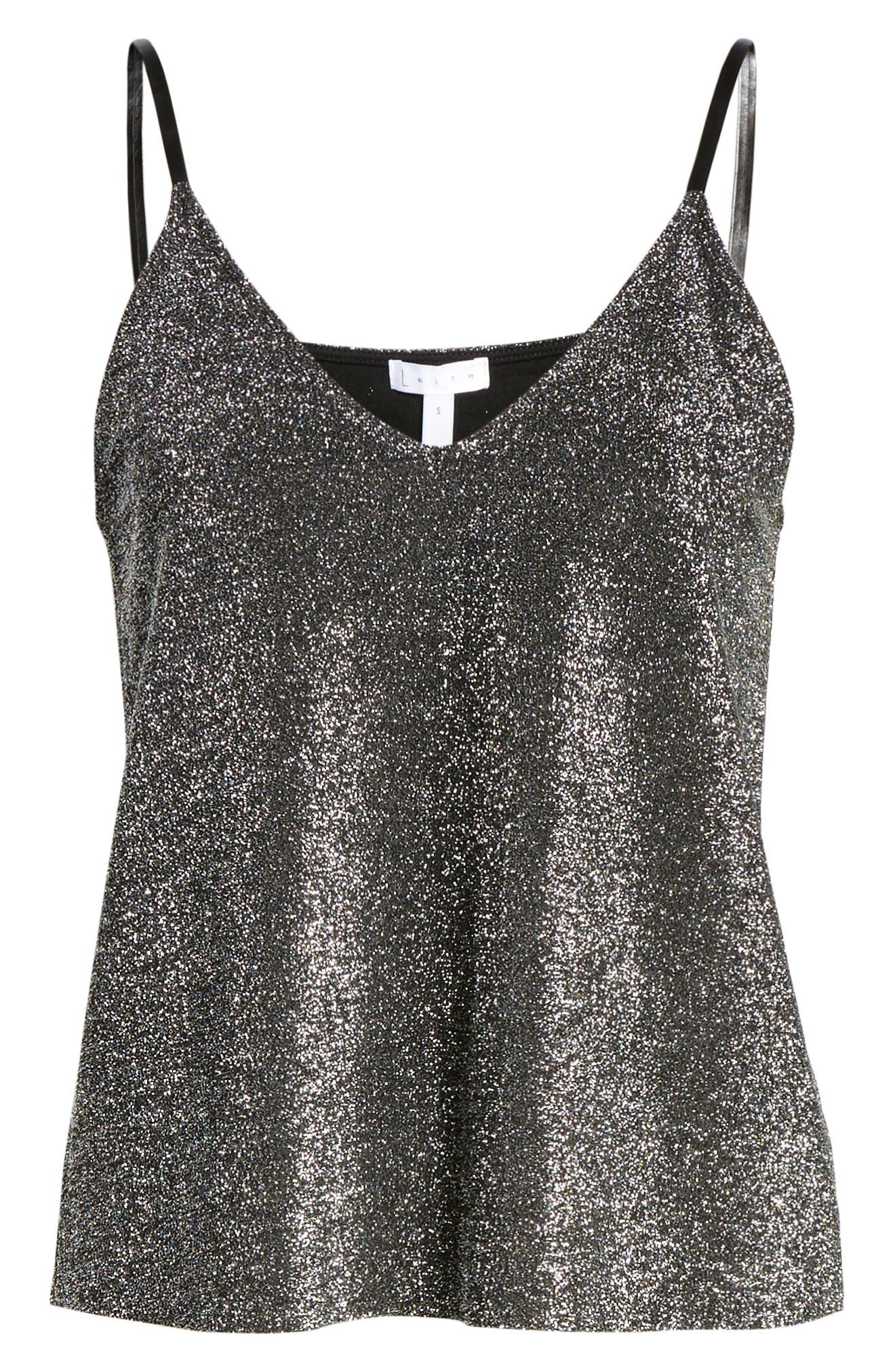 Alternate Image 6  - Leith Shimmer Camisole