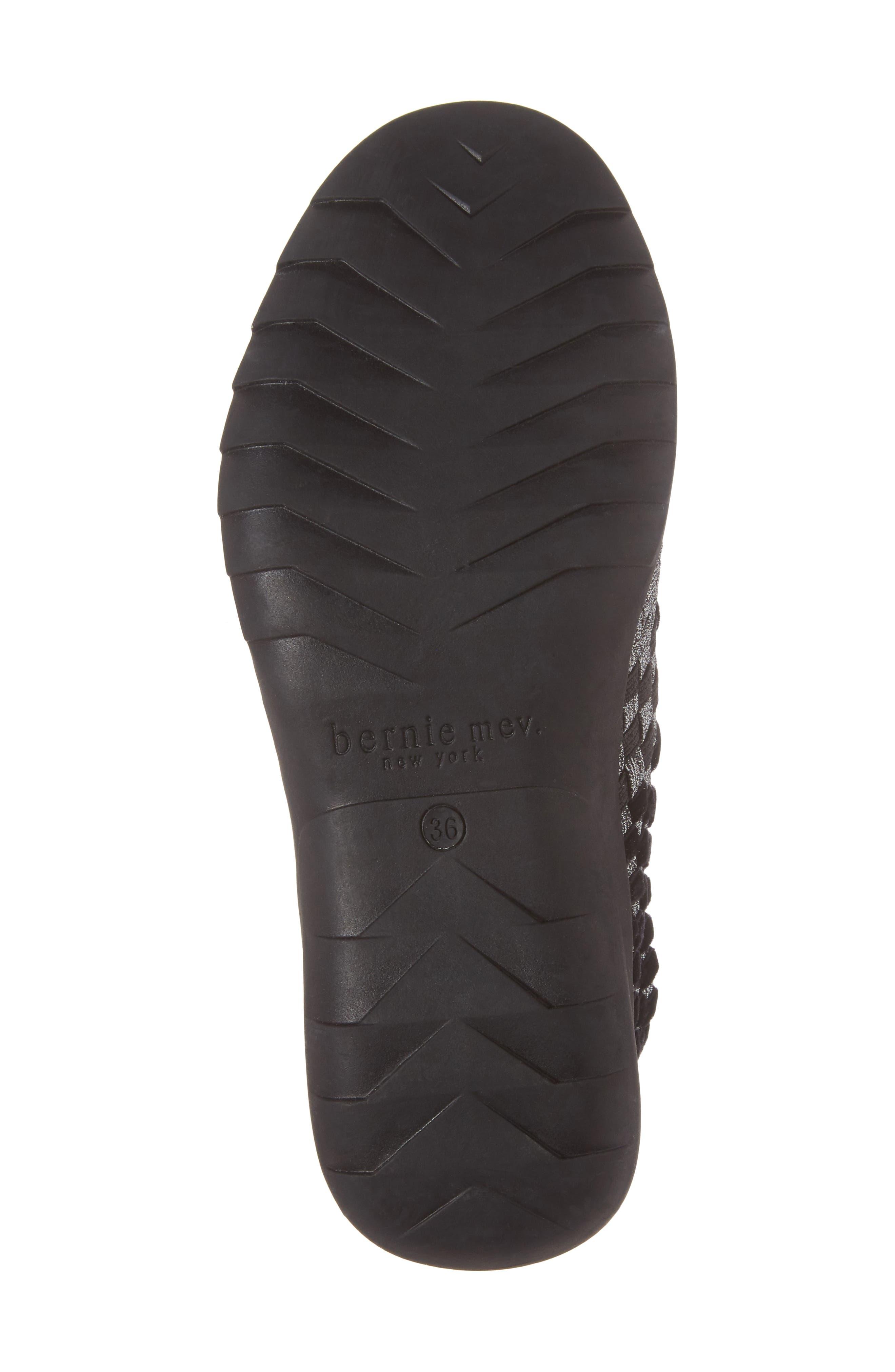 Alternate Image 6  - bernie mev. Rigged Fly Slip-On Sneaker (Women)