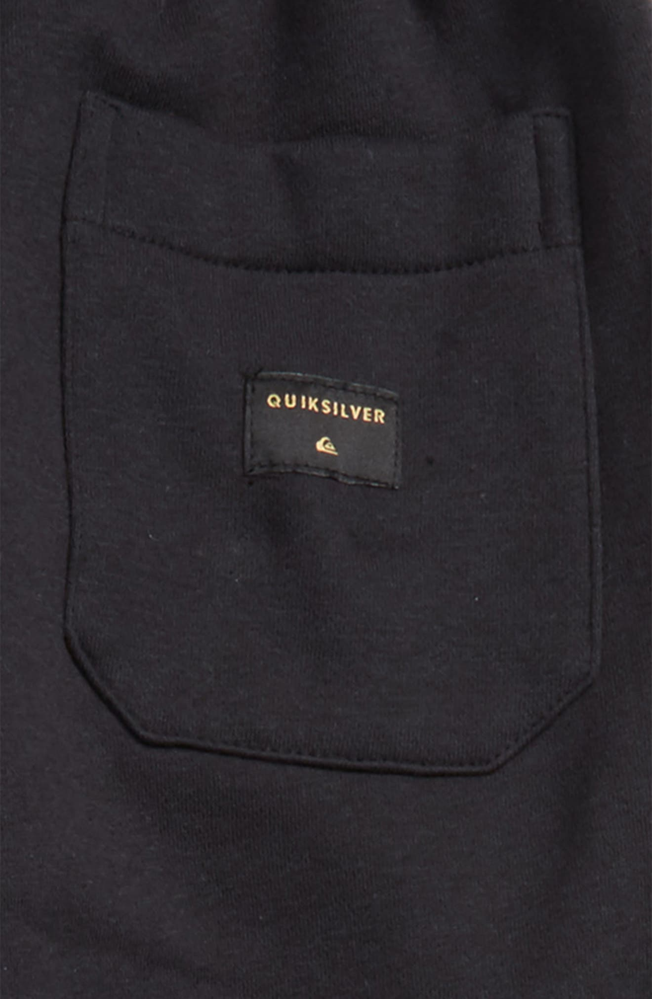 Alternate Image 3  - Quiksilver Logo Screenprint Track Pants (Big Boys)