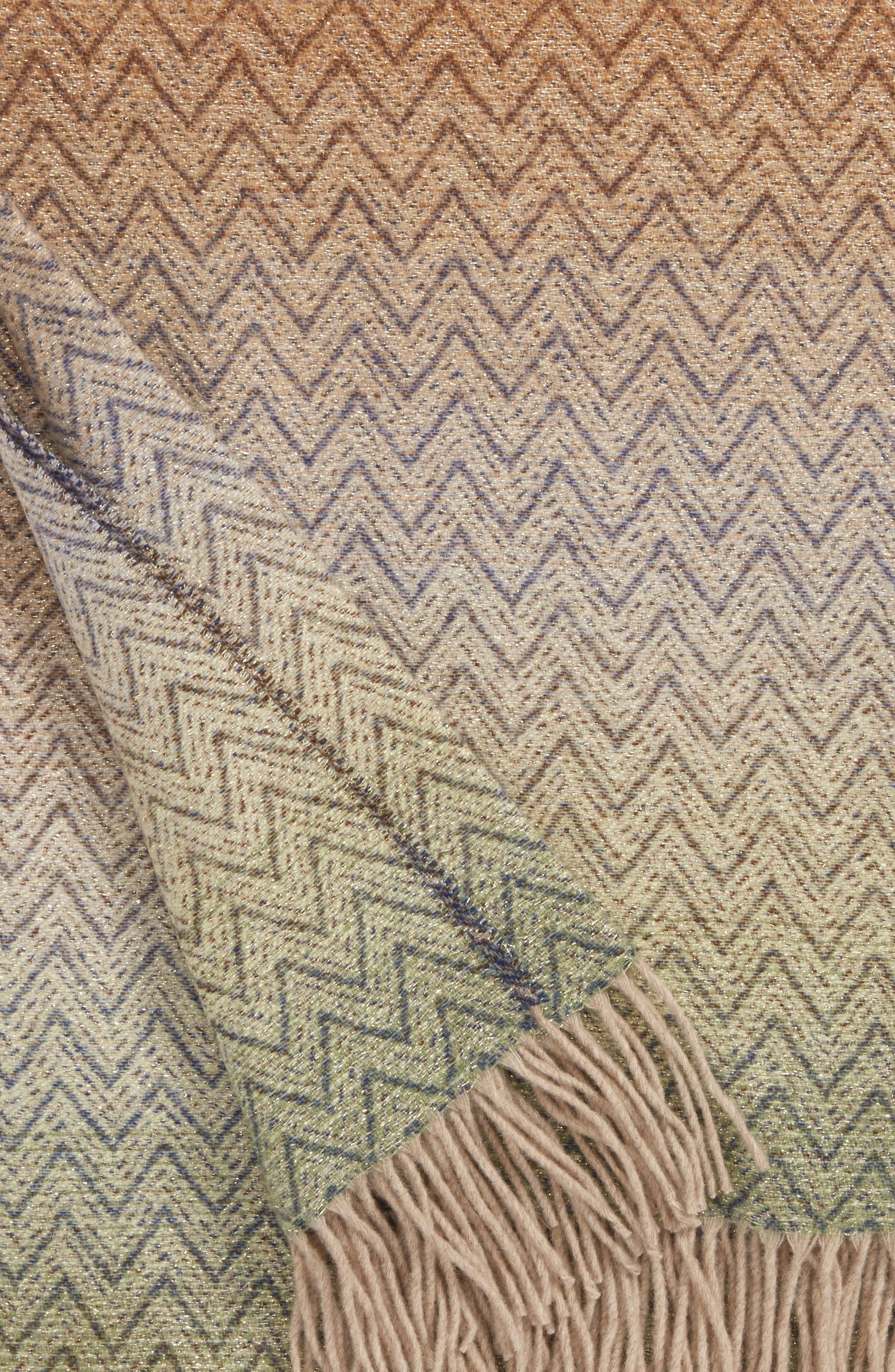 Alternate Image 2  - Missoni Pascal Throw Blanket