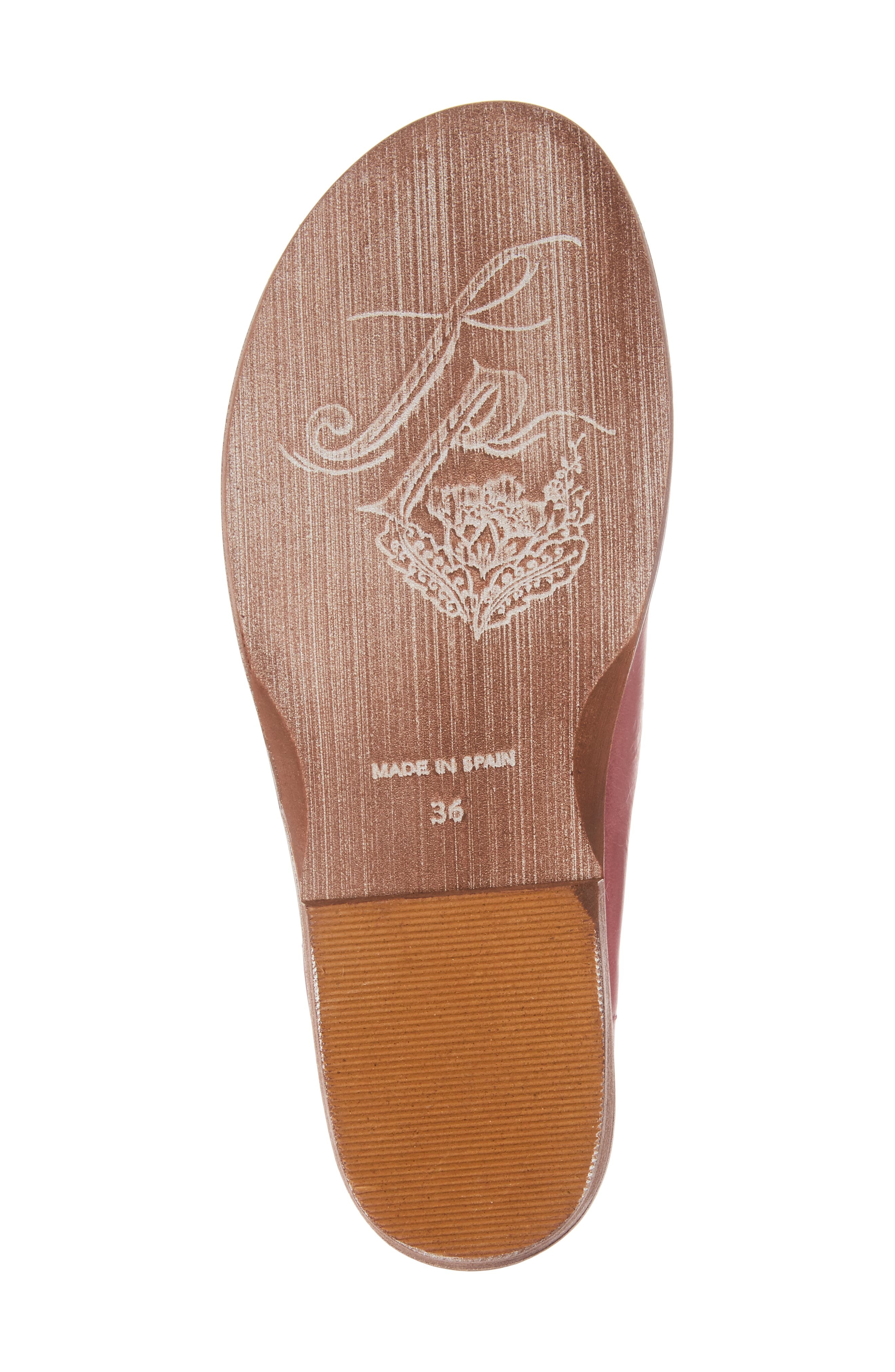 Alternate Image 6  - Free People 'Mont Blanc' Asymmetrical Sandal (Women)