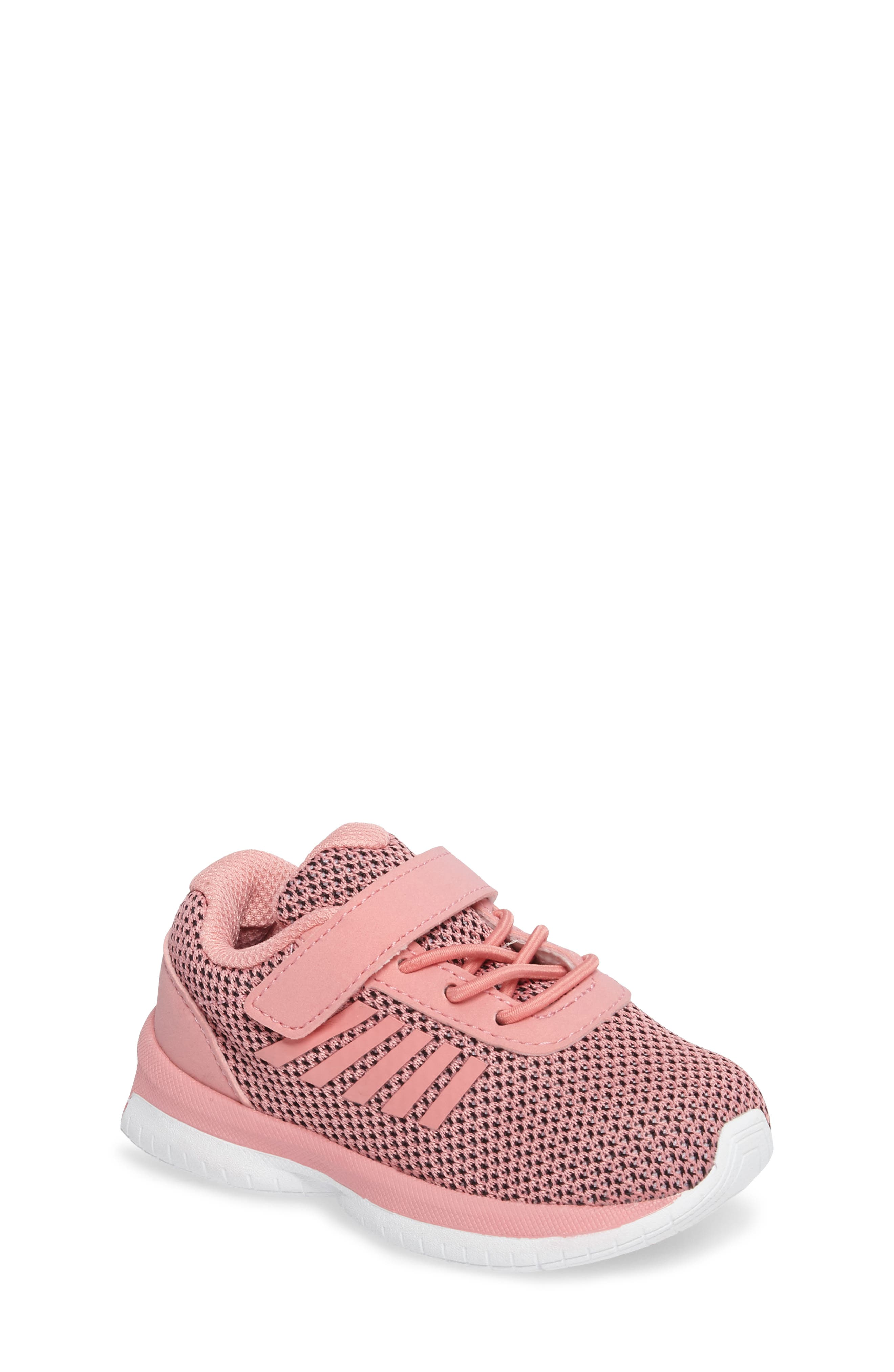 Tubes Infinity Sneaker,                         Main,                         color, Flamingo Pink/ White