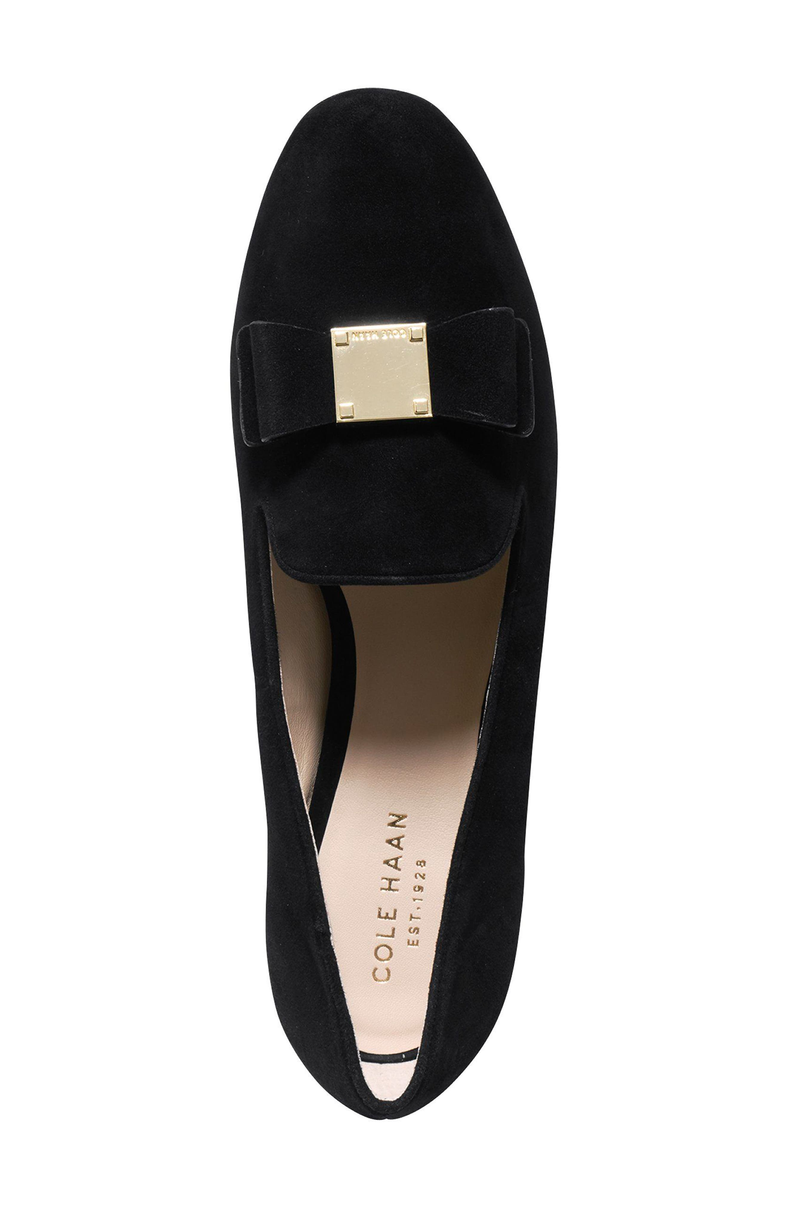 Alternate Image 4  - Cole Haan Tali Bow Loafer (Women)