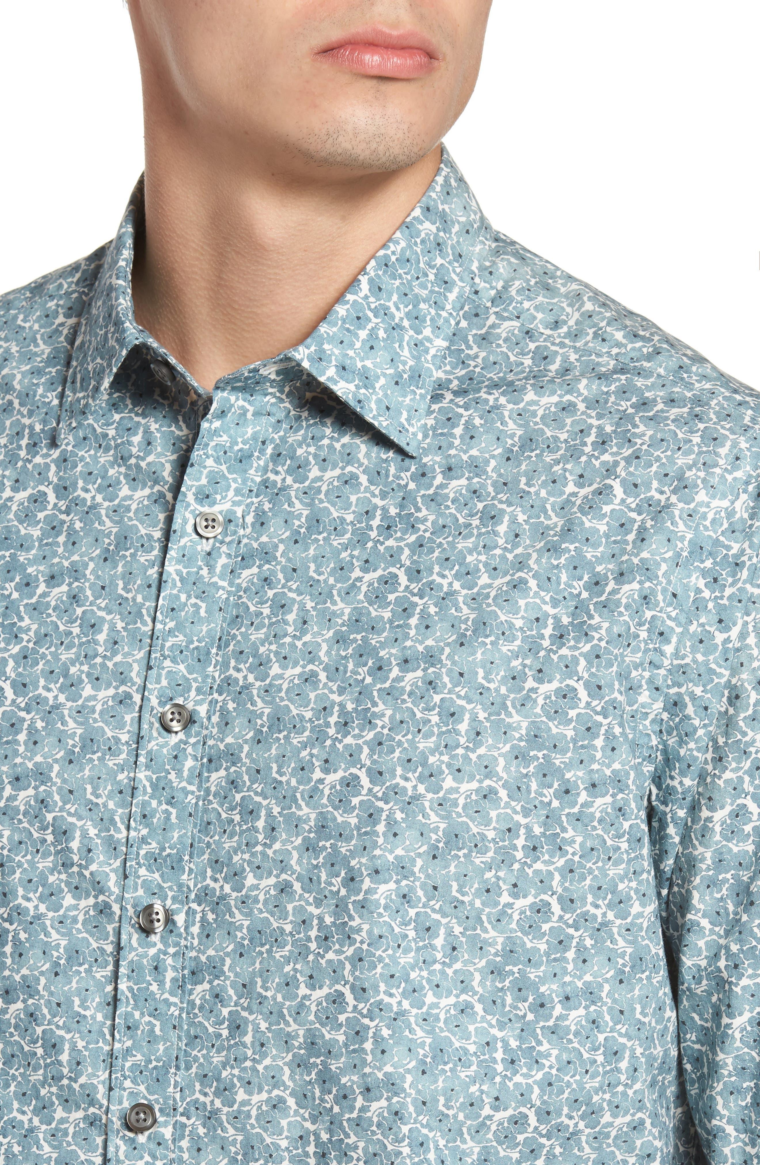 Alternate Image 4  - Rodd & Gunn Mount Whitcombe Original Fit Sport Shirt