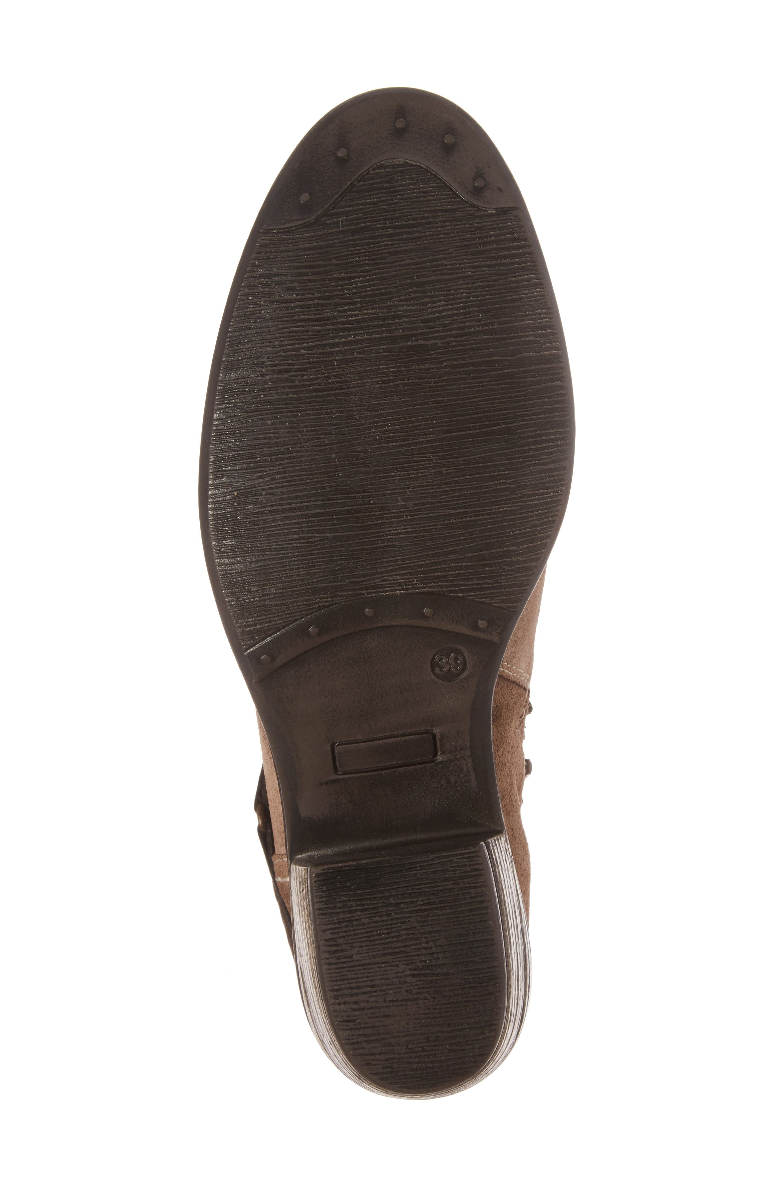 Greenville Waterproof Bootie,                             Alternate thumbnail 6, color,                             Taupe