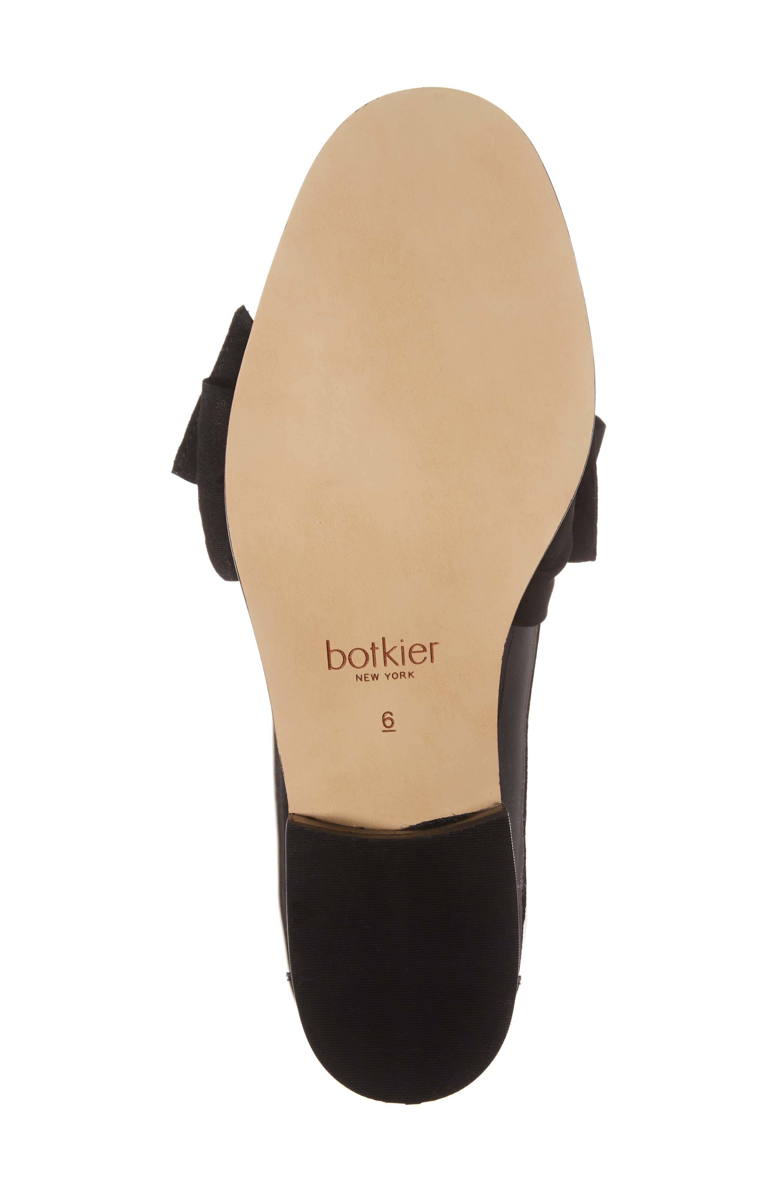 Alternate Image 6  - Botkier Violet Bow Loafer (Women)
