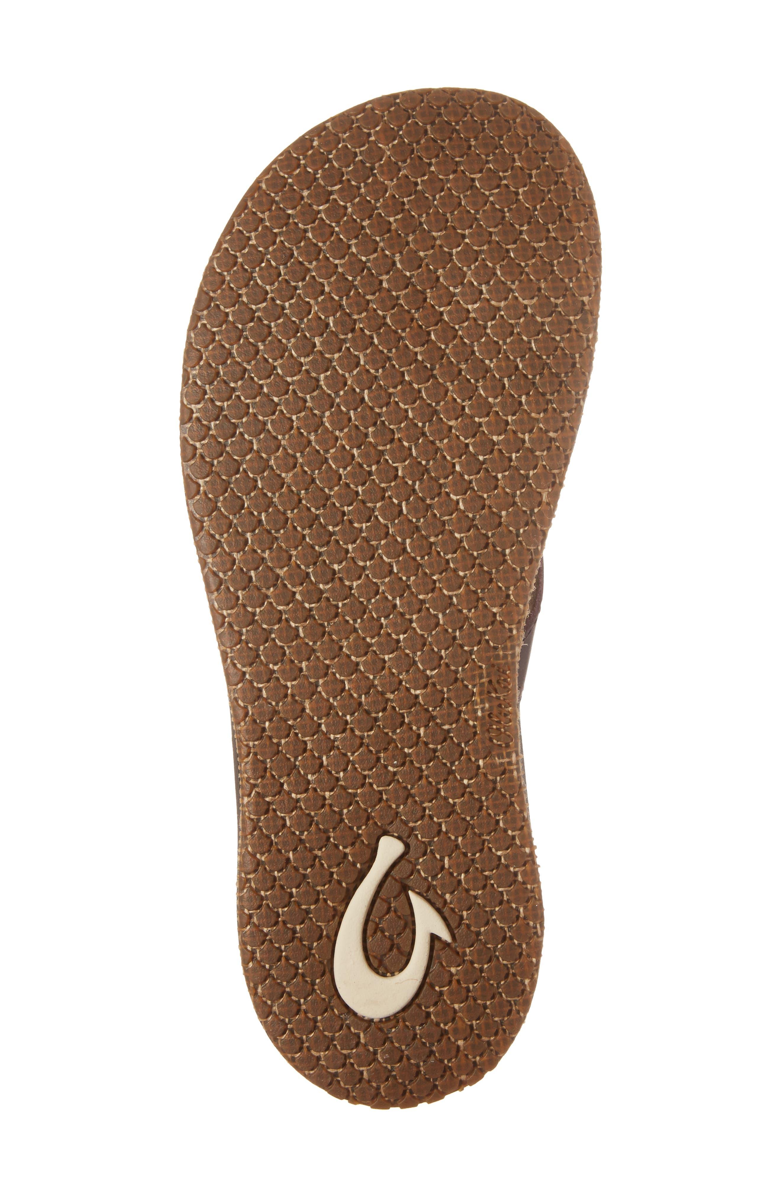 Alternate Image 6  - OluKai 'Paniolo' Thong Sandal