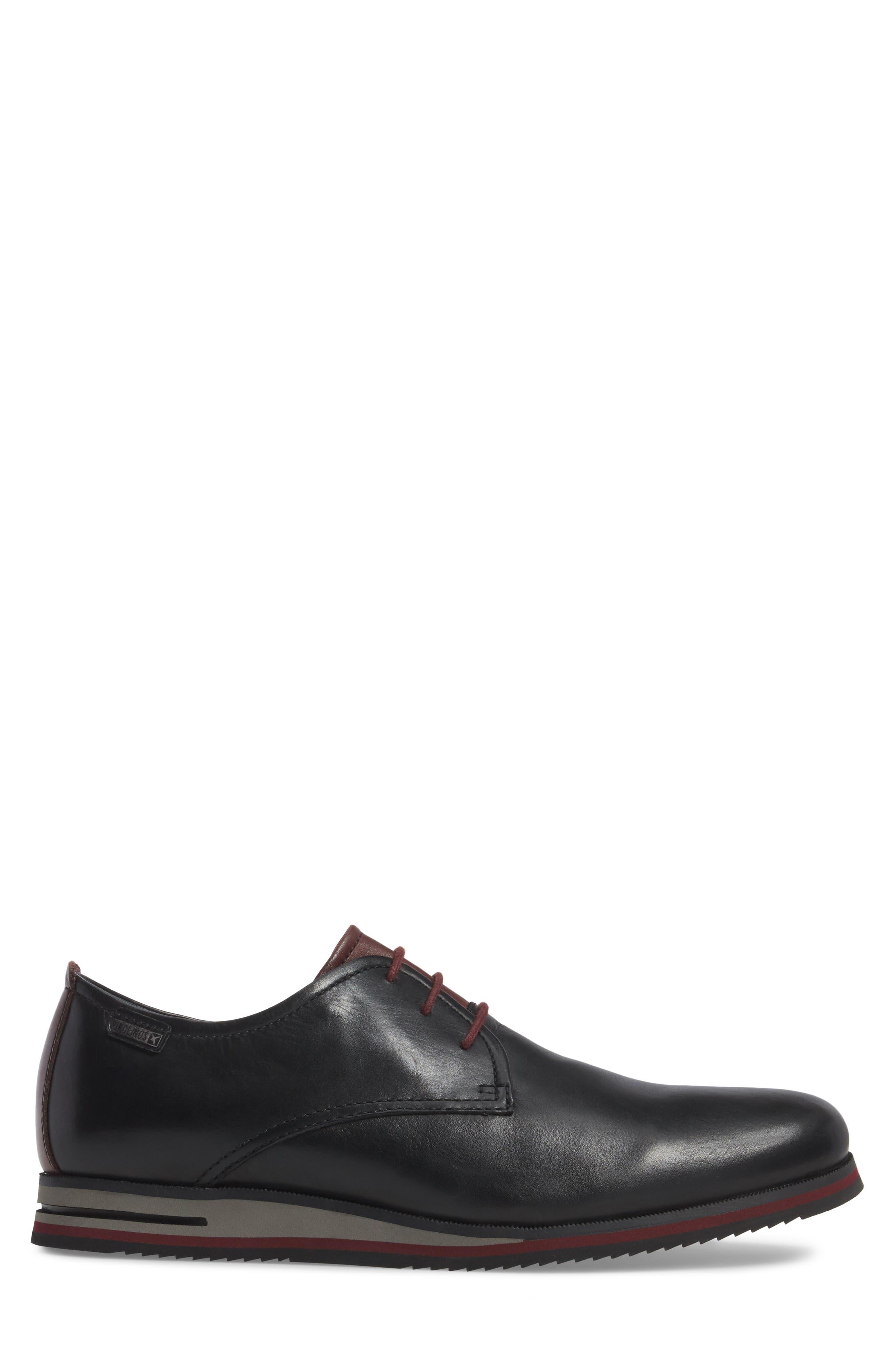 Alternate Image 3  - PIKOLINOS Leox Plain Toe Derby (Men)