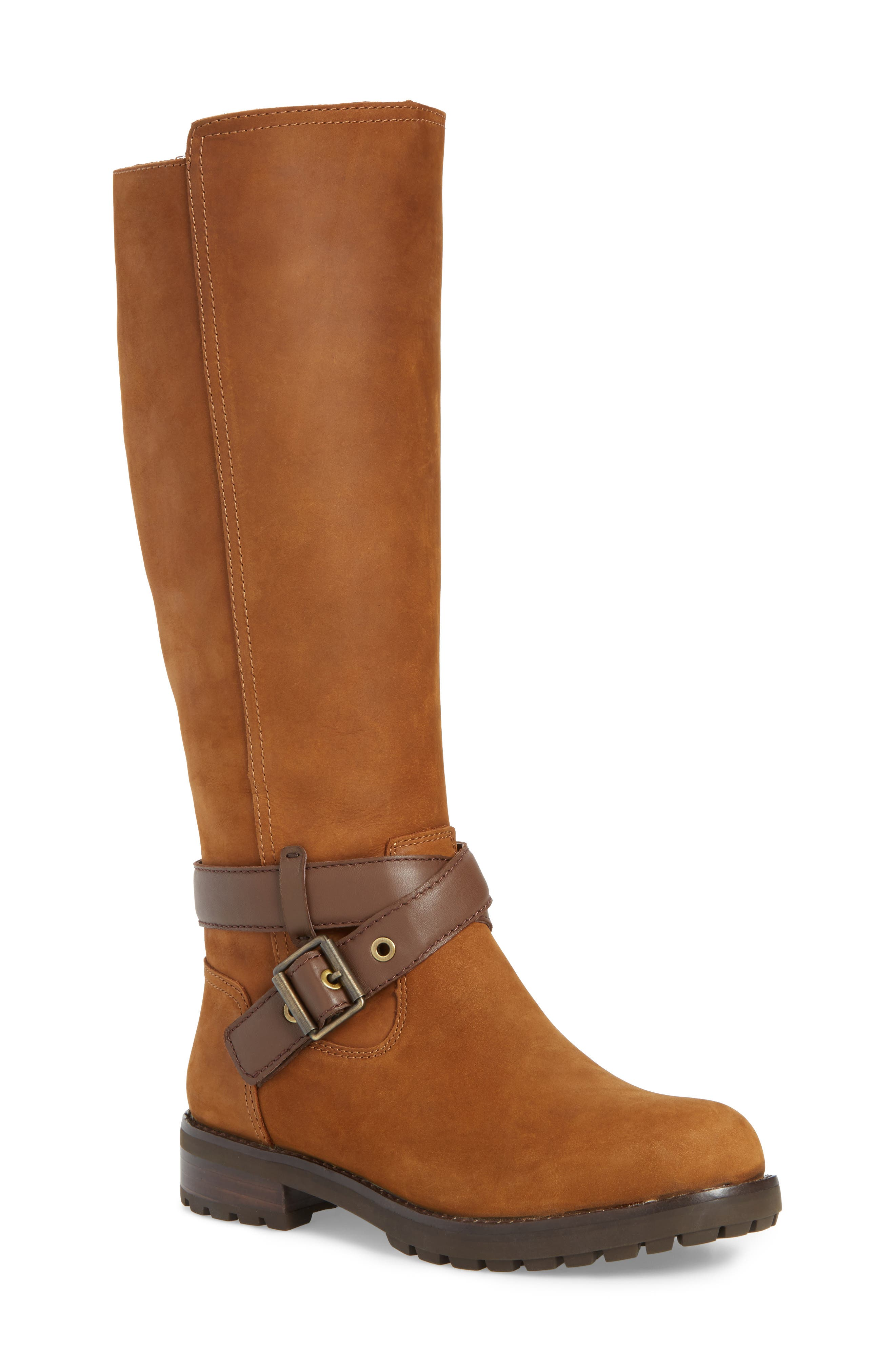 UGG® Harington Water Resistant Riding Boot (Women)