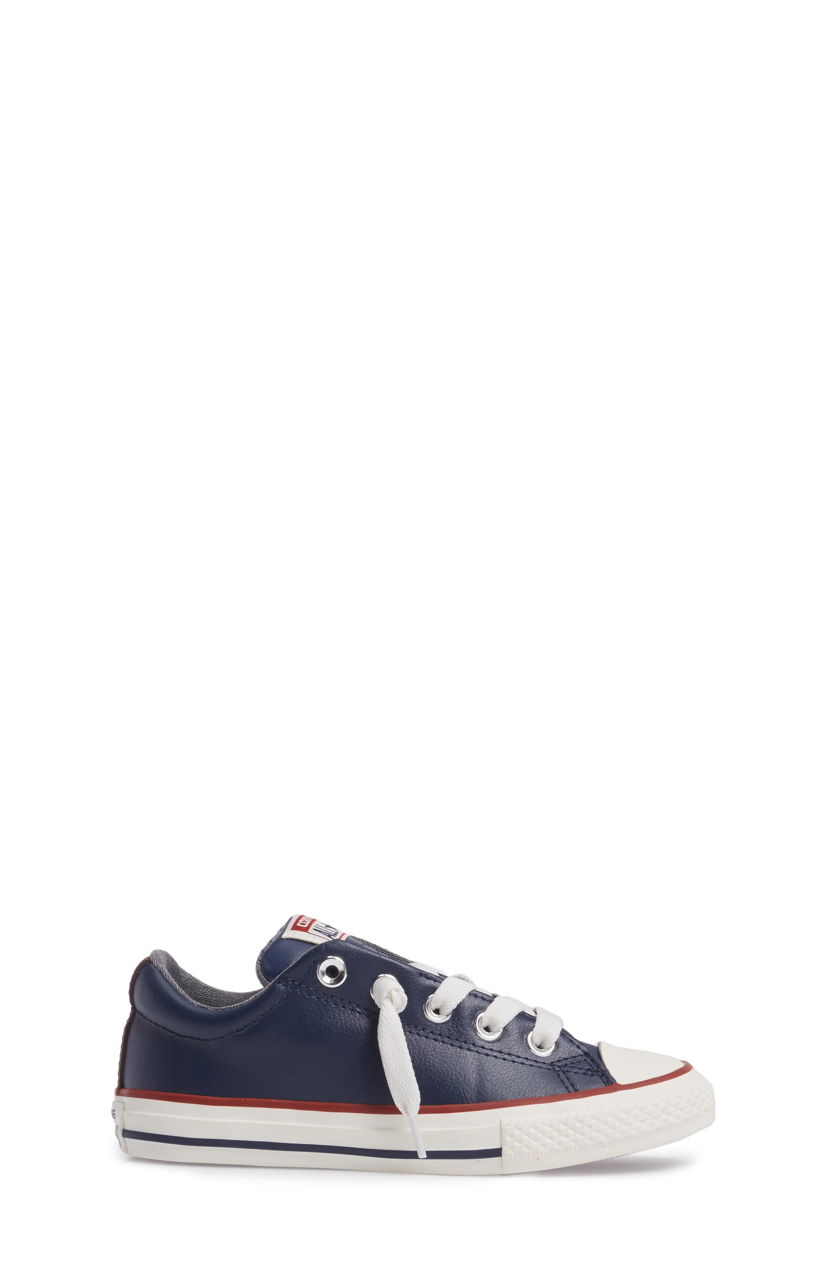 Alternate Image 2  - Converse Chuck Taylor® All Star® 'Street Ox' Sneaker (Baby, Walker, Toddler, Little Kid & Big Kid)