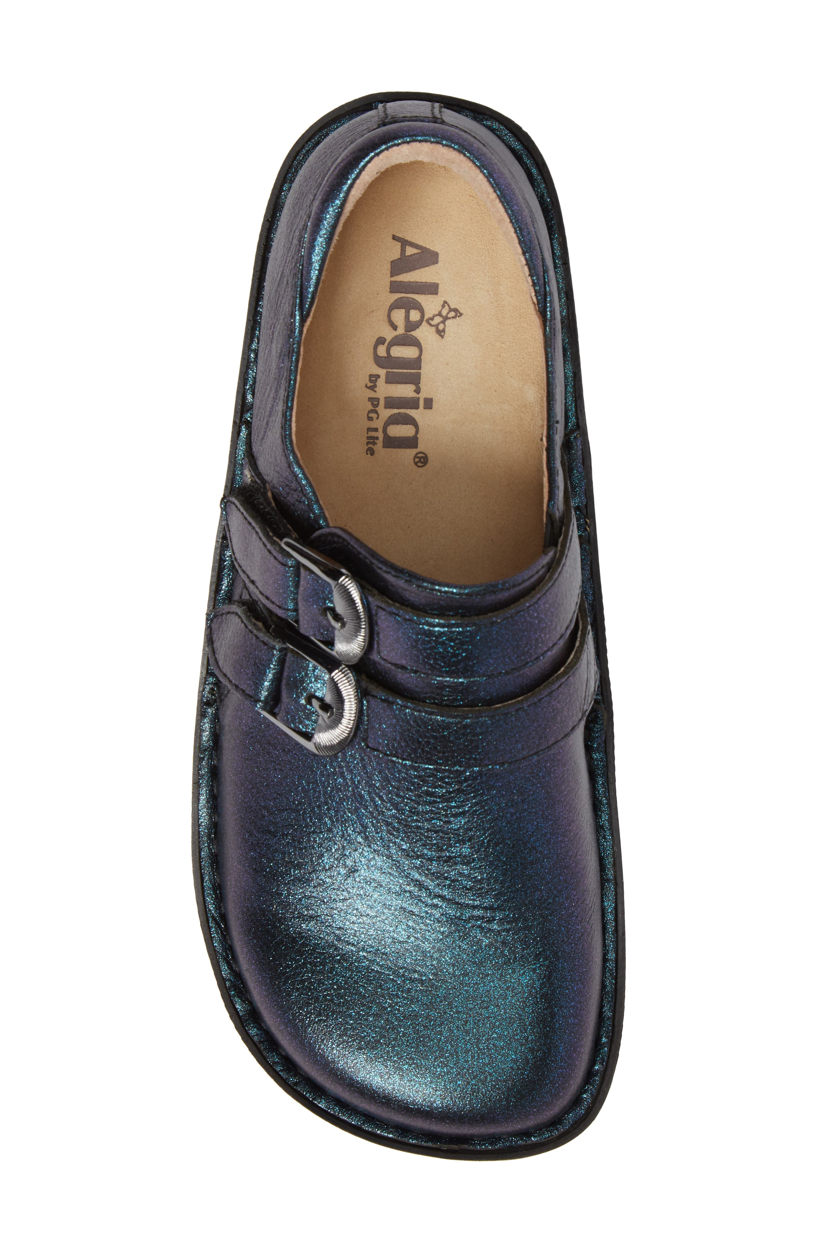 'Alli' Loafer,                             Alternate thumbnail 5, color,                             Starlit Leather