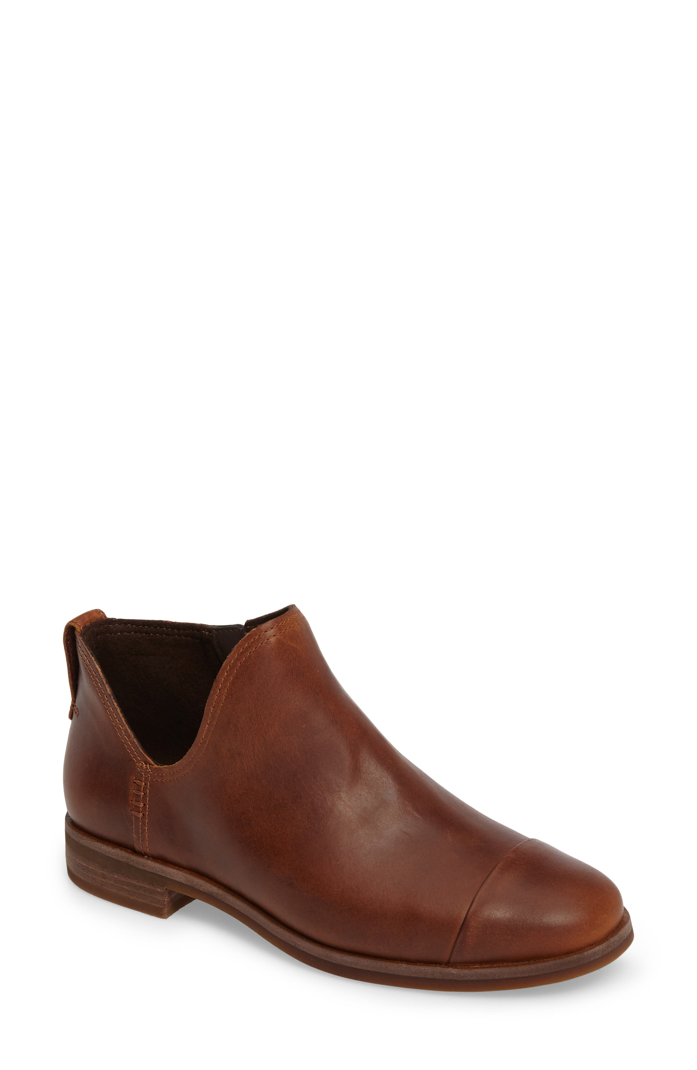 Alternate Image 1 Selected - Timberland Somers Falls Short Ankle Bootie (Women)