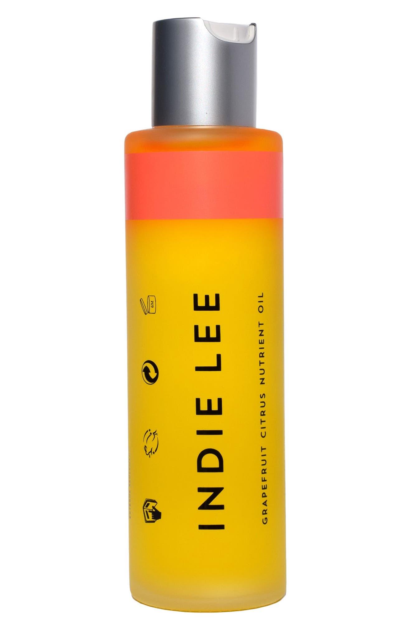 Main Image - Indie Lee Grapefruit Citrus Nutrient Oil