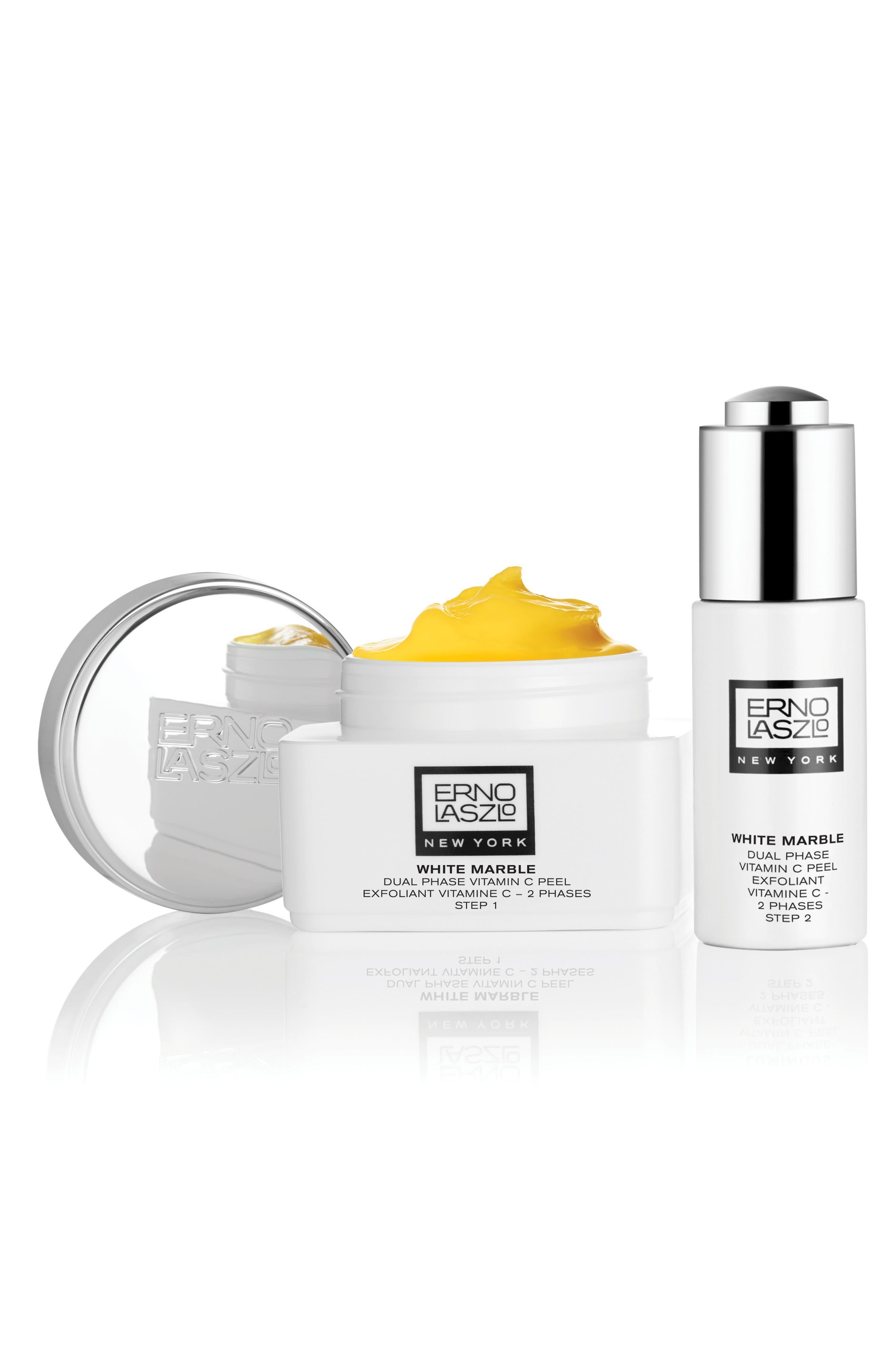 Main Image - Erno Laszlo White Marble Dual Phase Vitamin C Peel