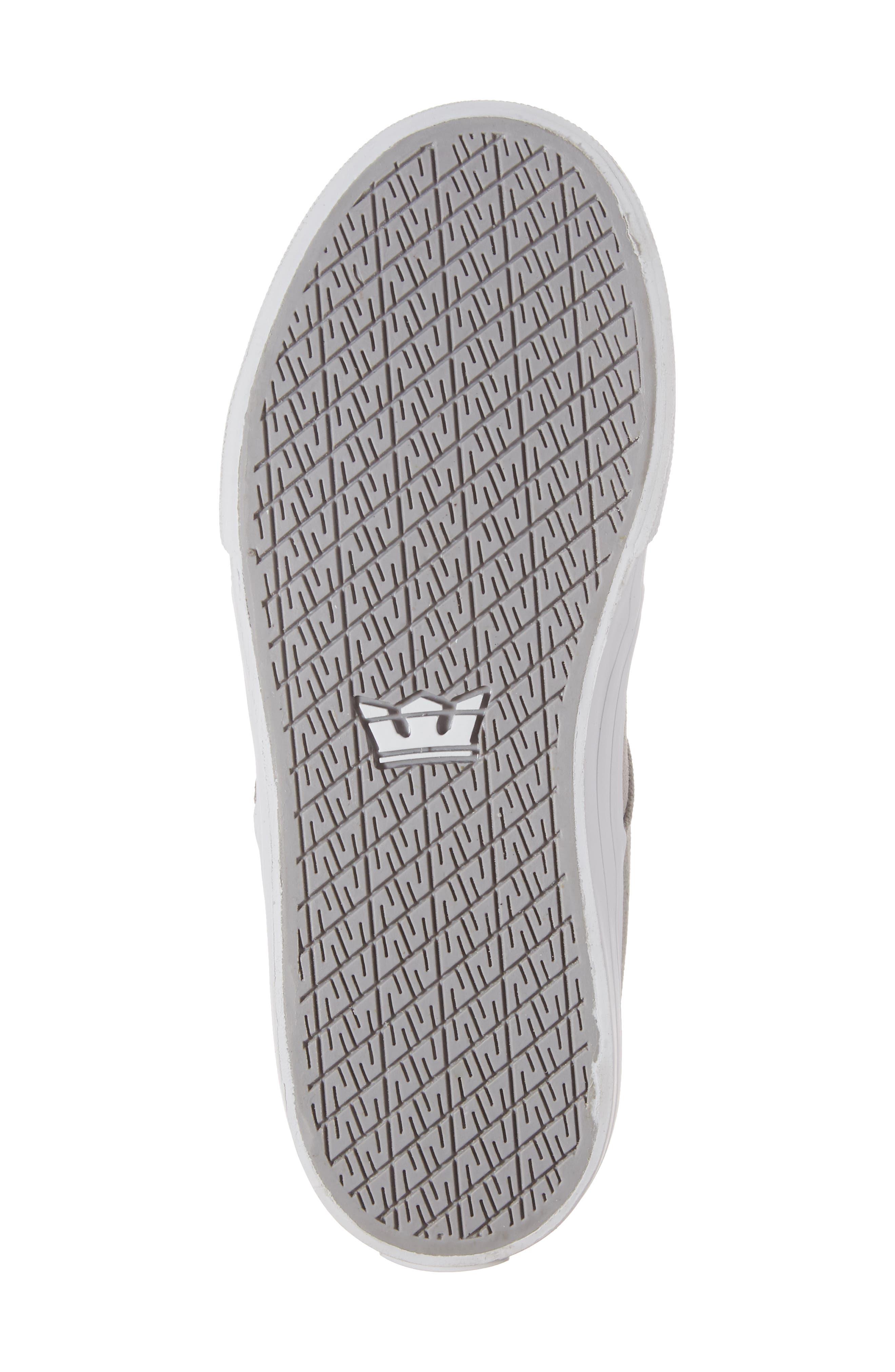 Alternate Image 6  - Supra Stacks Low Top Sneaker (Toddler, Little Kid & Big Kid)