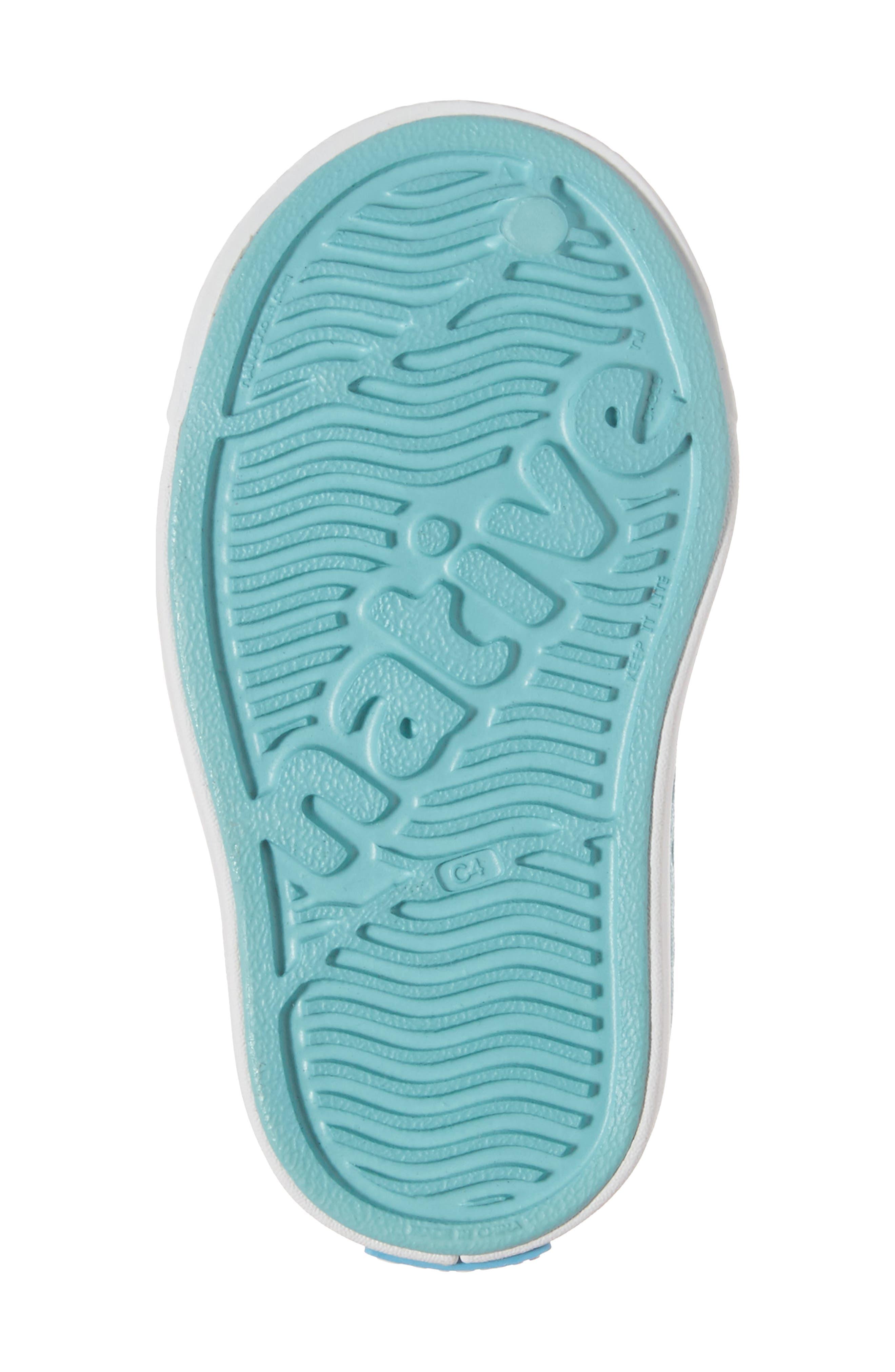 Alternate Image 6  - Native Shoes Juniper Perforated Mary Jane (Baby, Walker, Toddler & Little Kid)