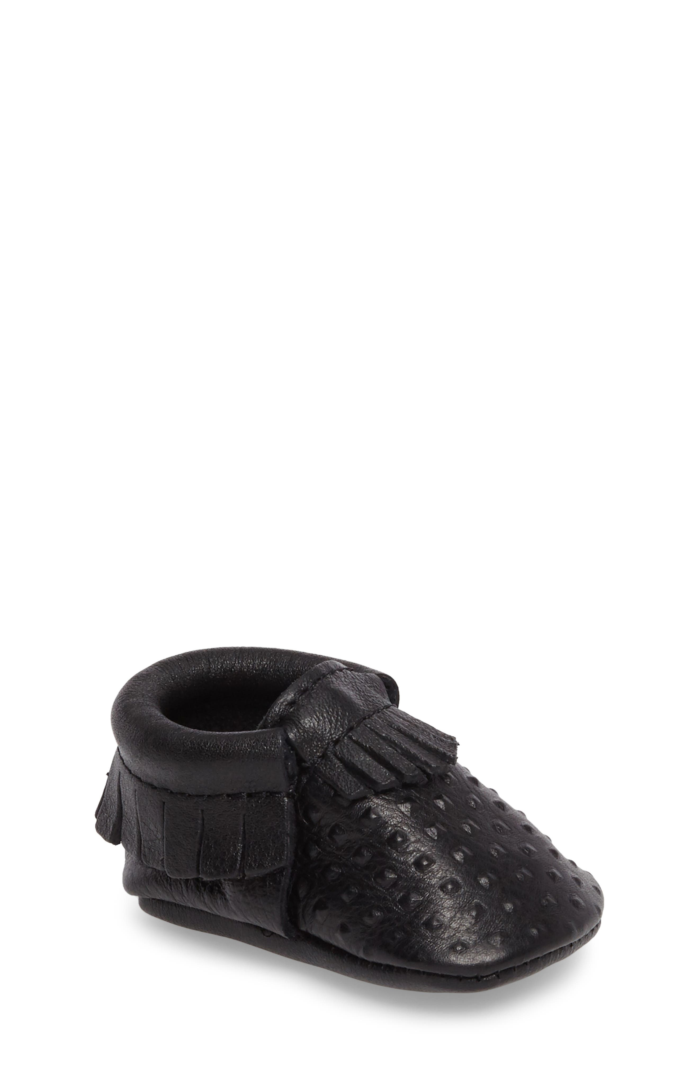 You're a Stud Moccasin,                             Main thumbnail 1, color,                             Black Studs
