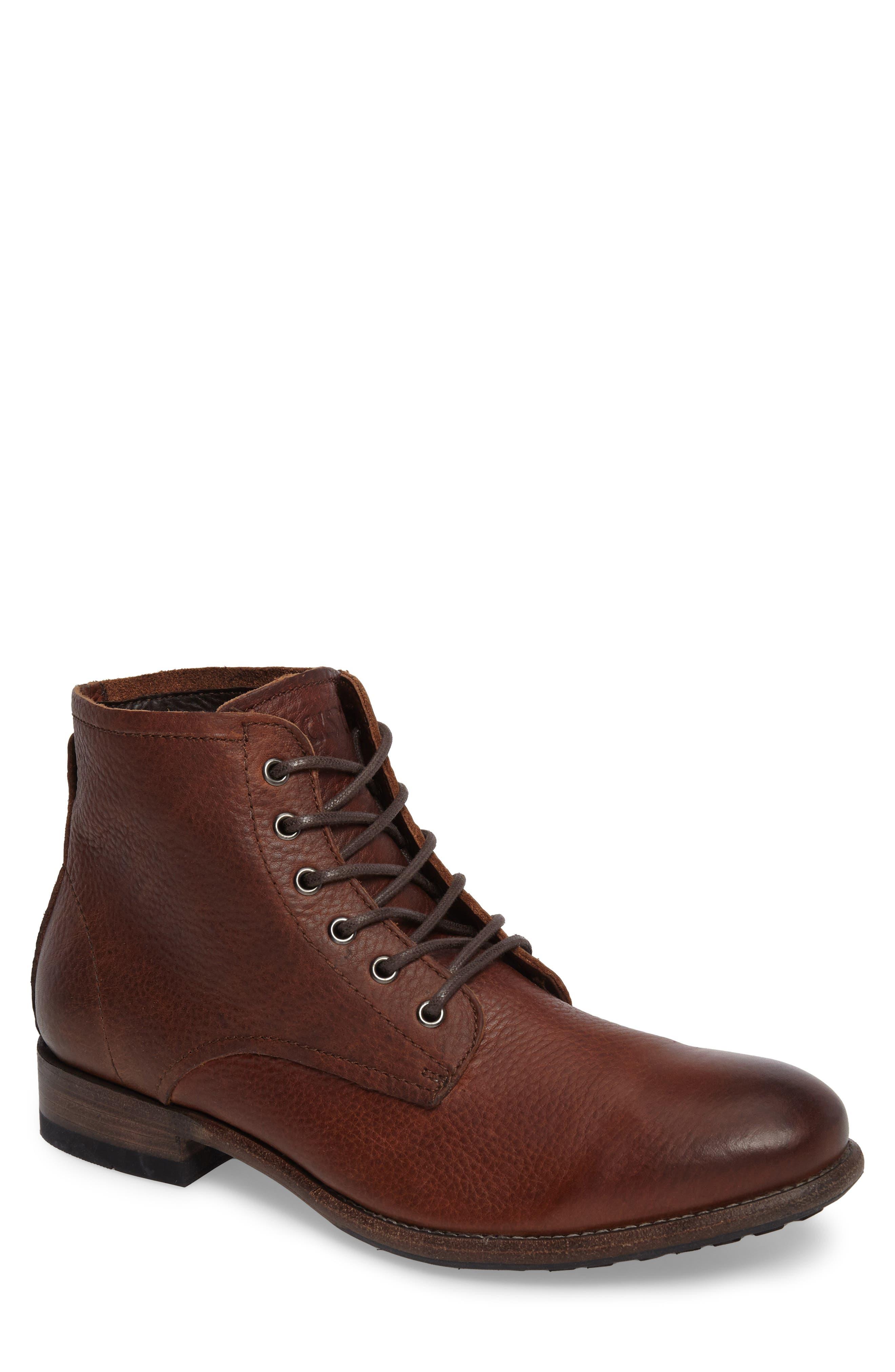 Blackstone KM 21 Plain Toe Boot (Men)
