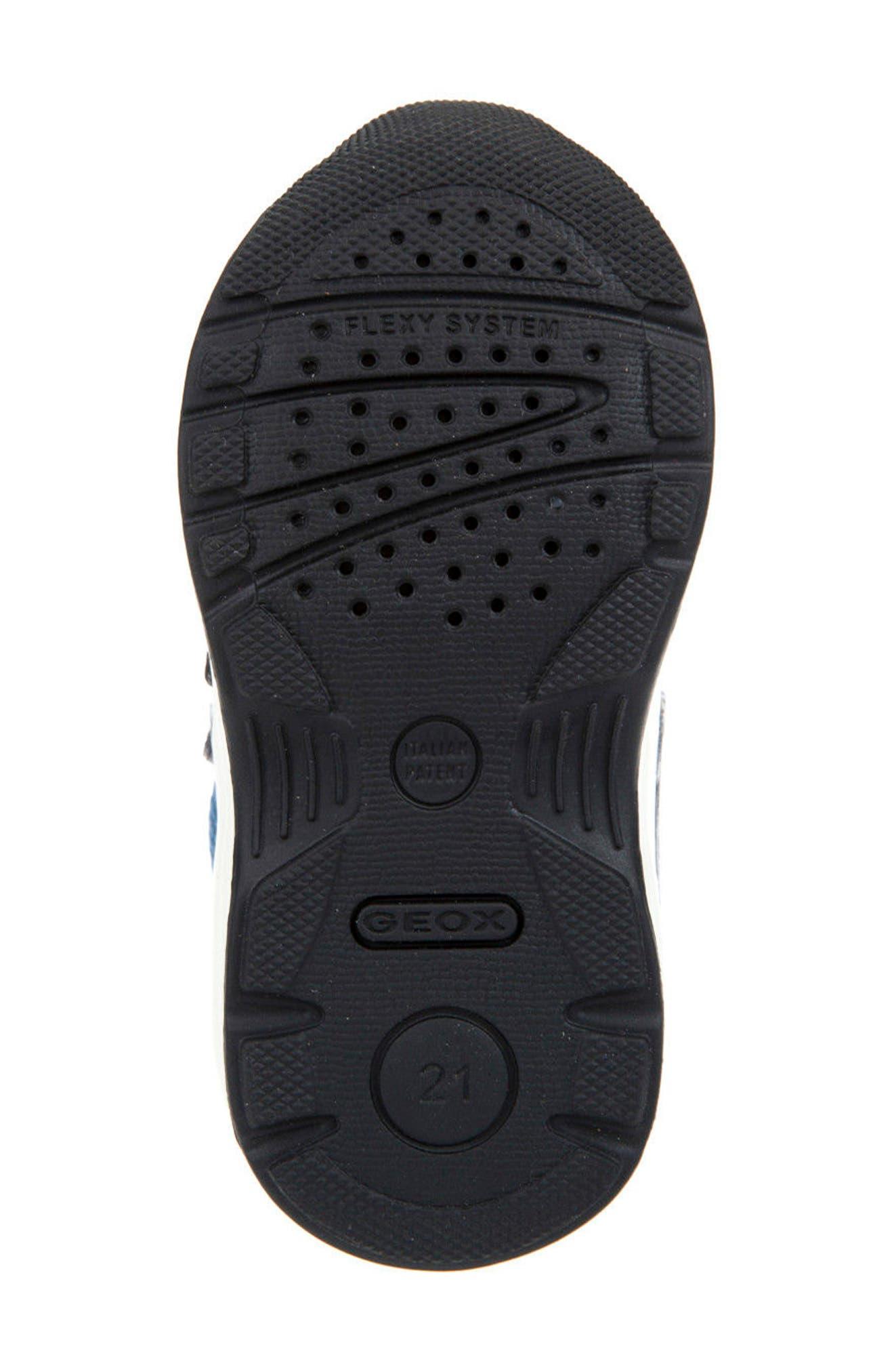 Gulp ABX Waterproof Boot,                             Alternate thumbnail 6, color,                             Dark Grey/ Avio