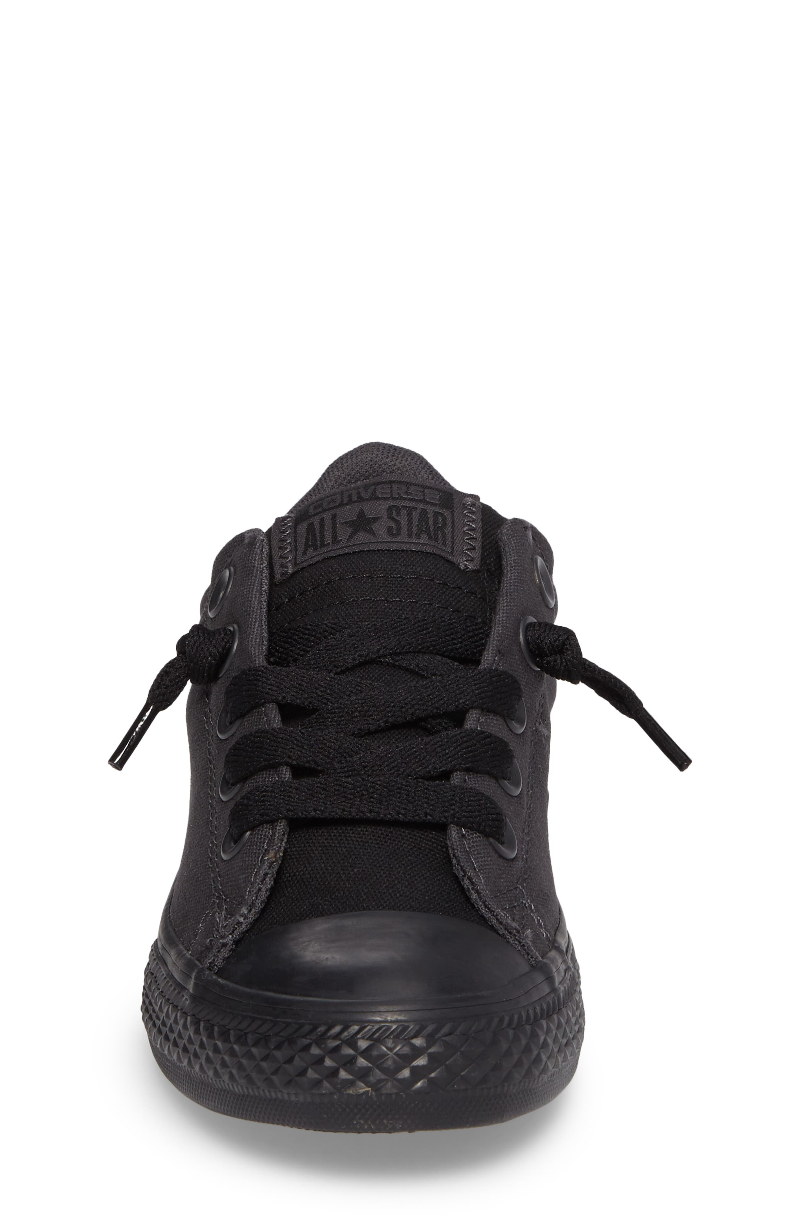 Alternate Image 4  - Converse All Star® Street Slip Low Top Sneaker (Toddler, Little Kid & Big Kid)