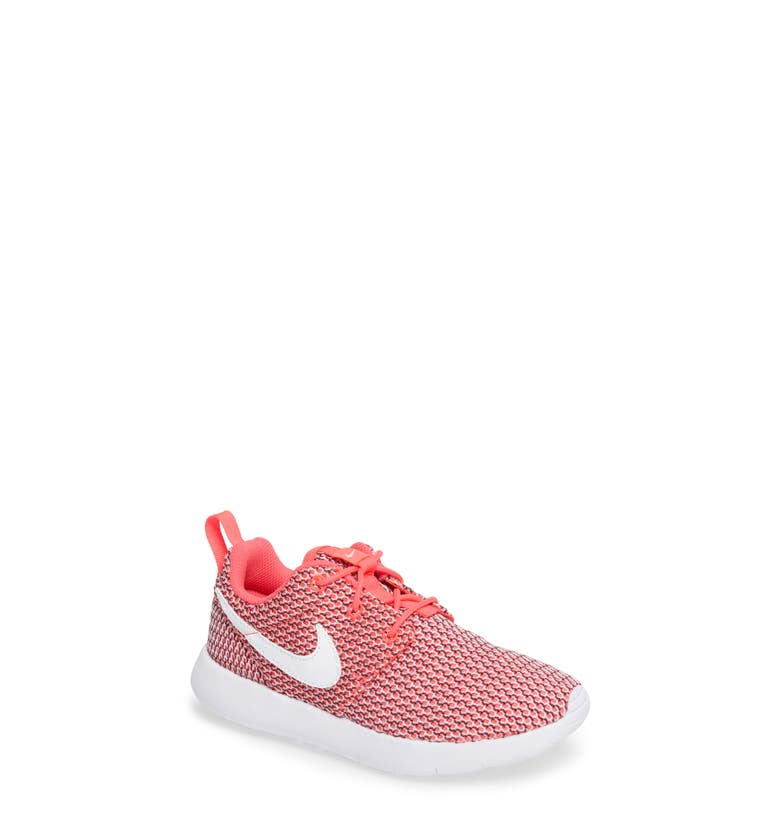 nike 39 roshe run 39 shoe toddler little kid nordstrom. Black Bedroom Furniture Sets. Home Design Ideas